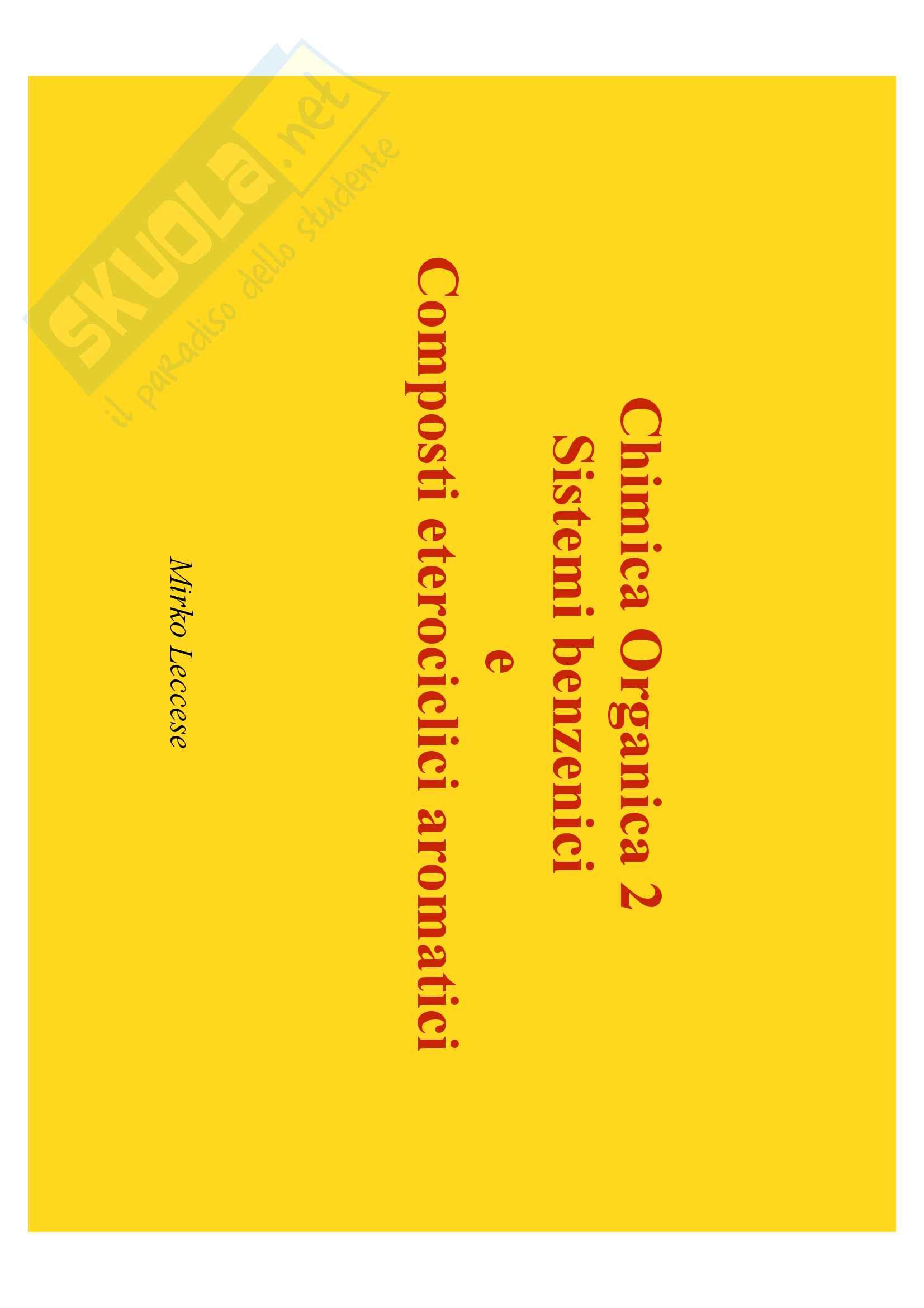 Appunti di Chimica Organica 2