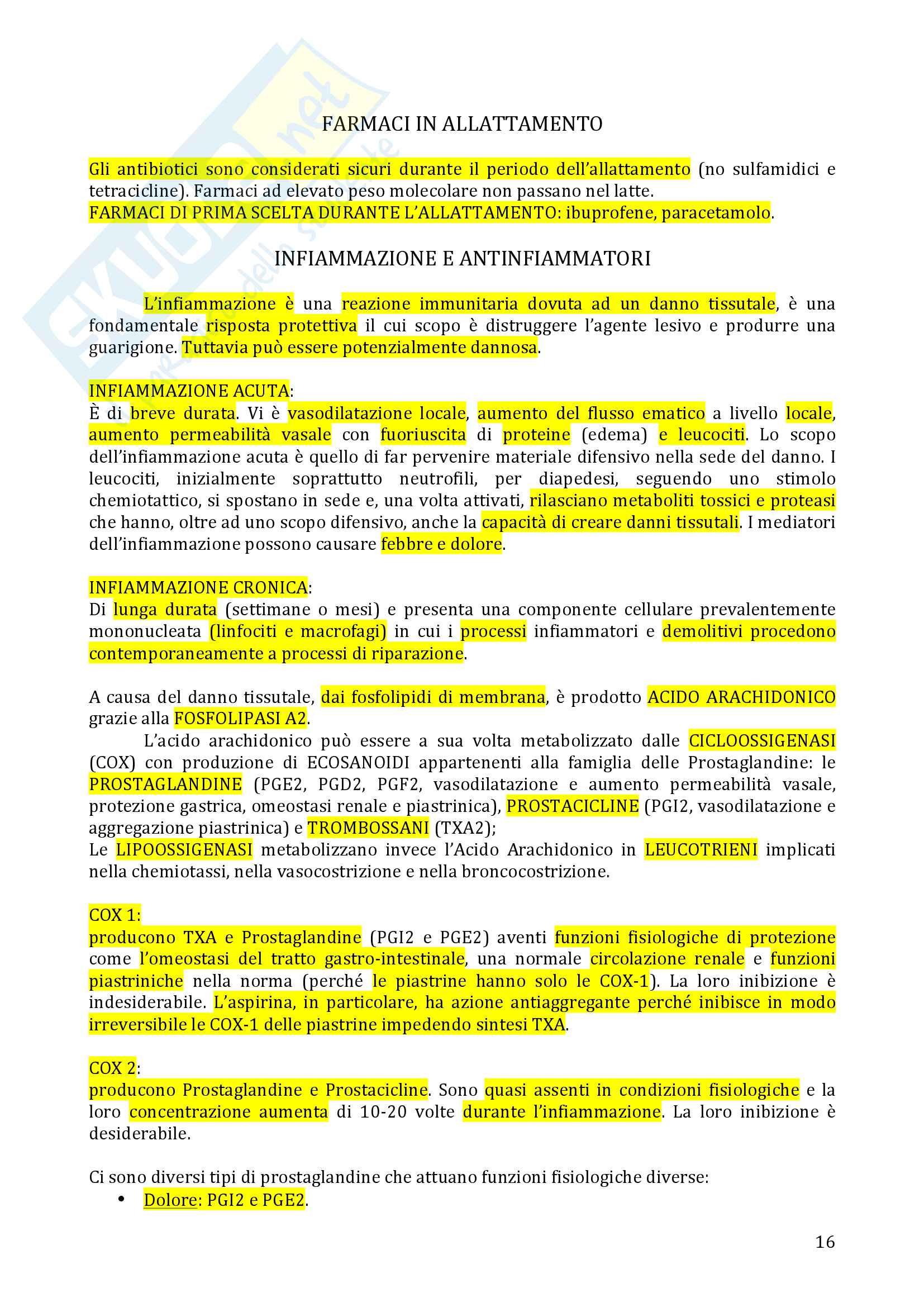 Farmacovigilanza Pag. 16