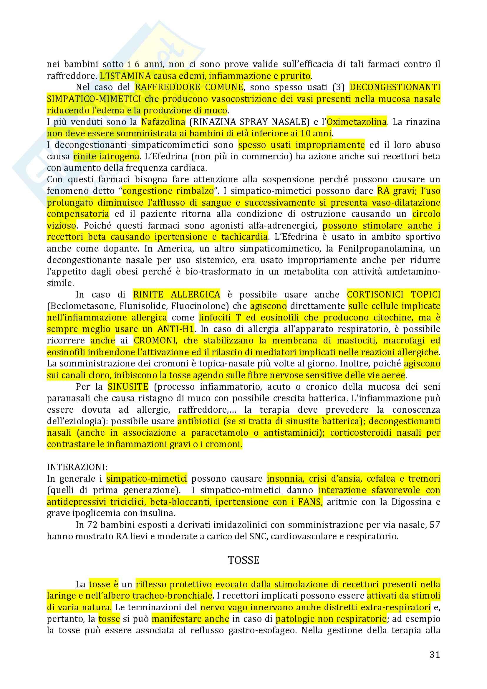 Farmacovigilanza Pag. 31