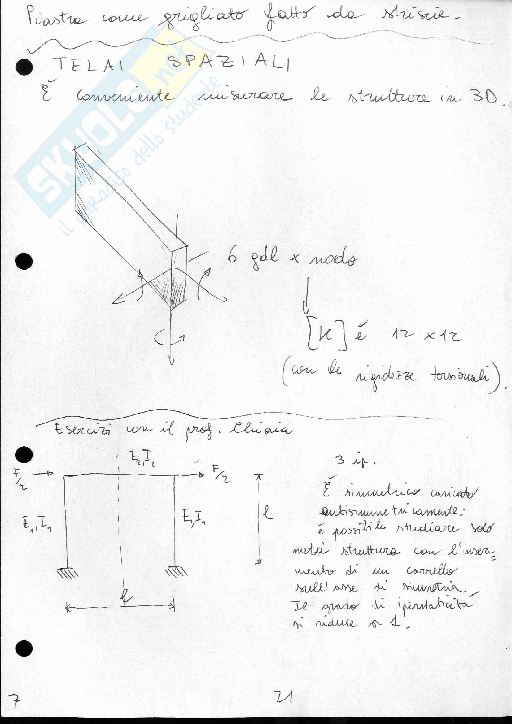 Lezioni e appunti di Scienza delle Costruzioni 2 Pag. 26
