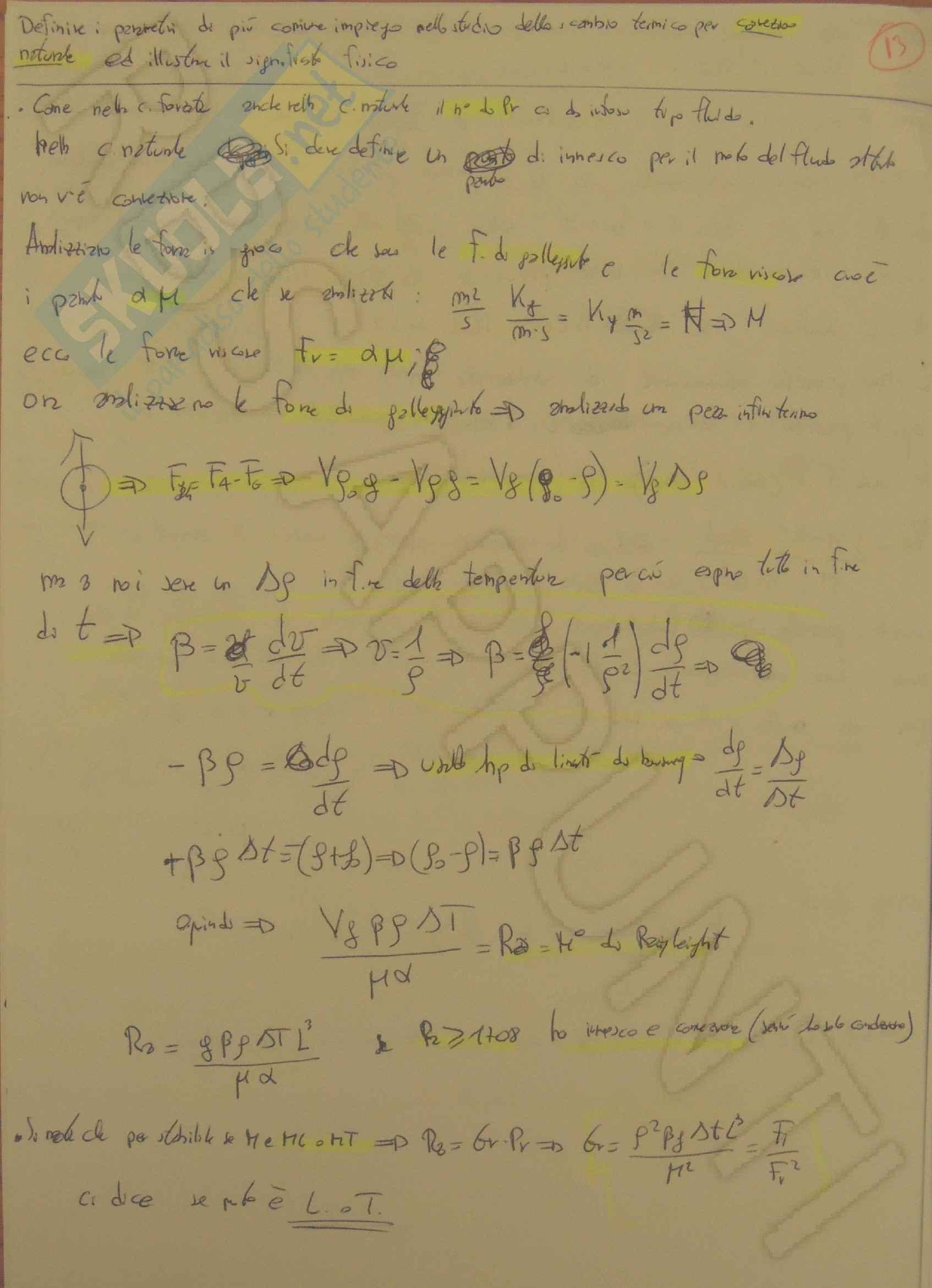 Domande e risposte, Fisica tecnica Pag. 16