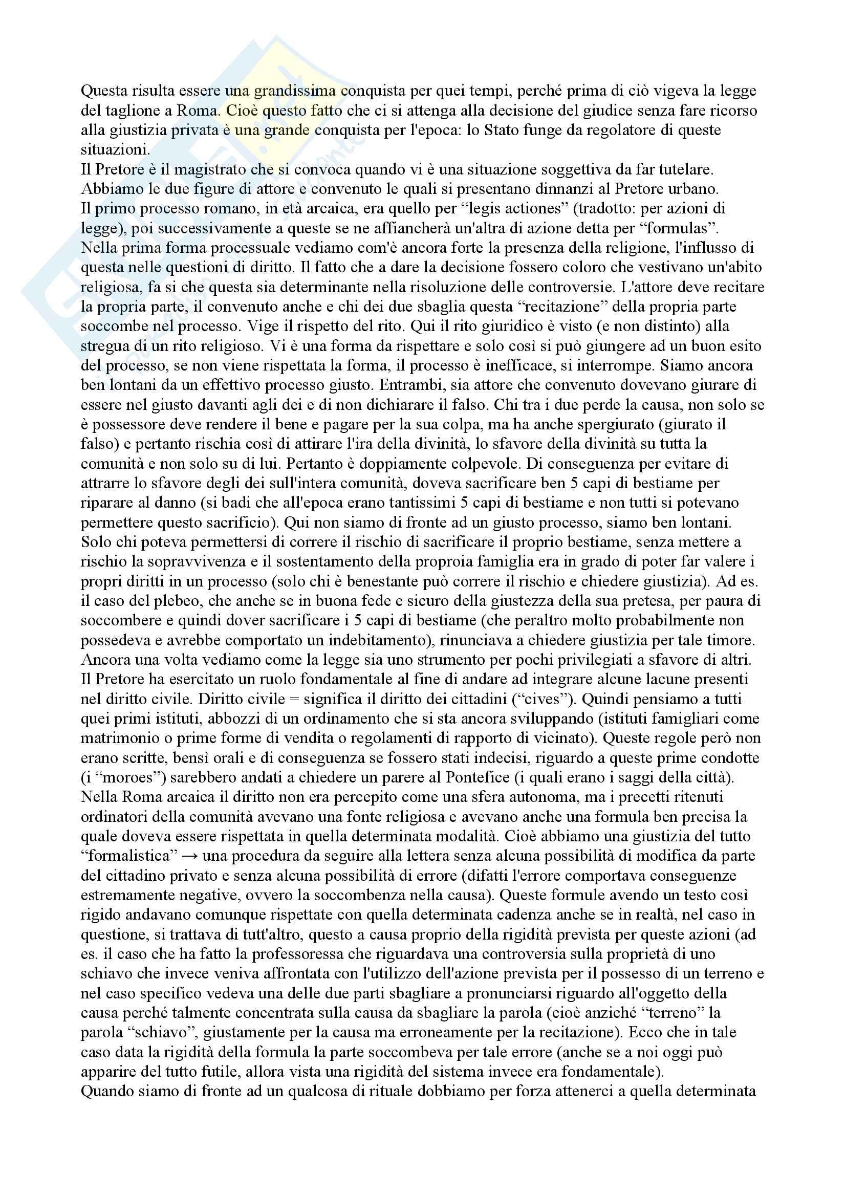 Diritto romano monografico Pag. 31