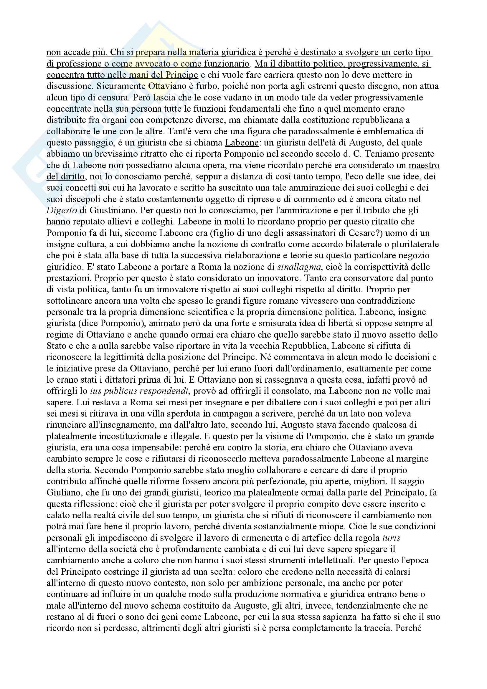 Diritto romano monografico Pag. 86