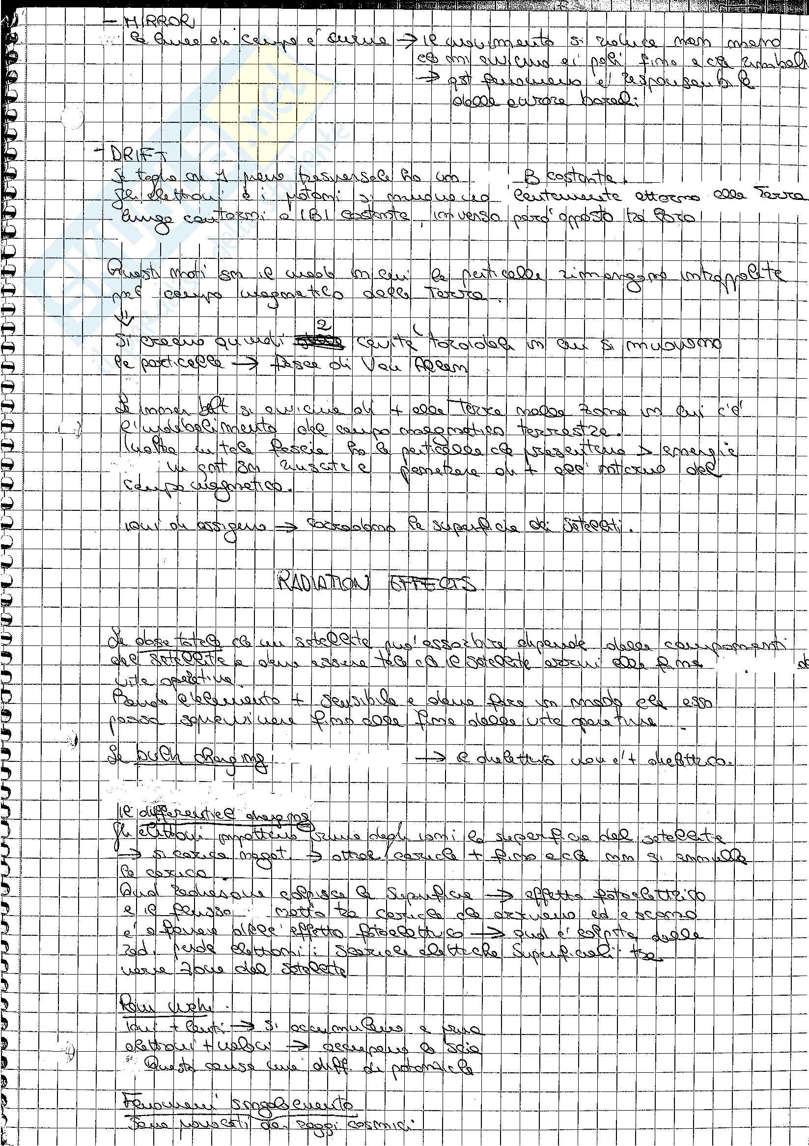 Sistemi spaziali - Appunti Pag. 26