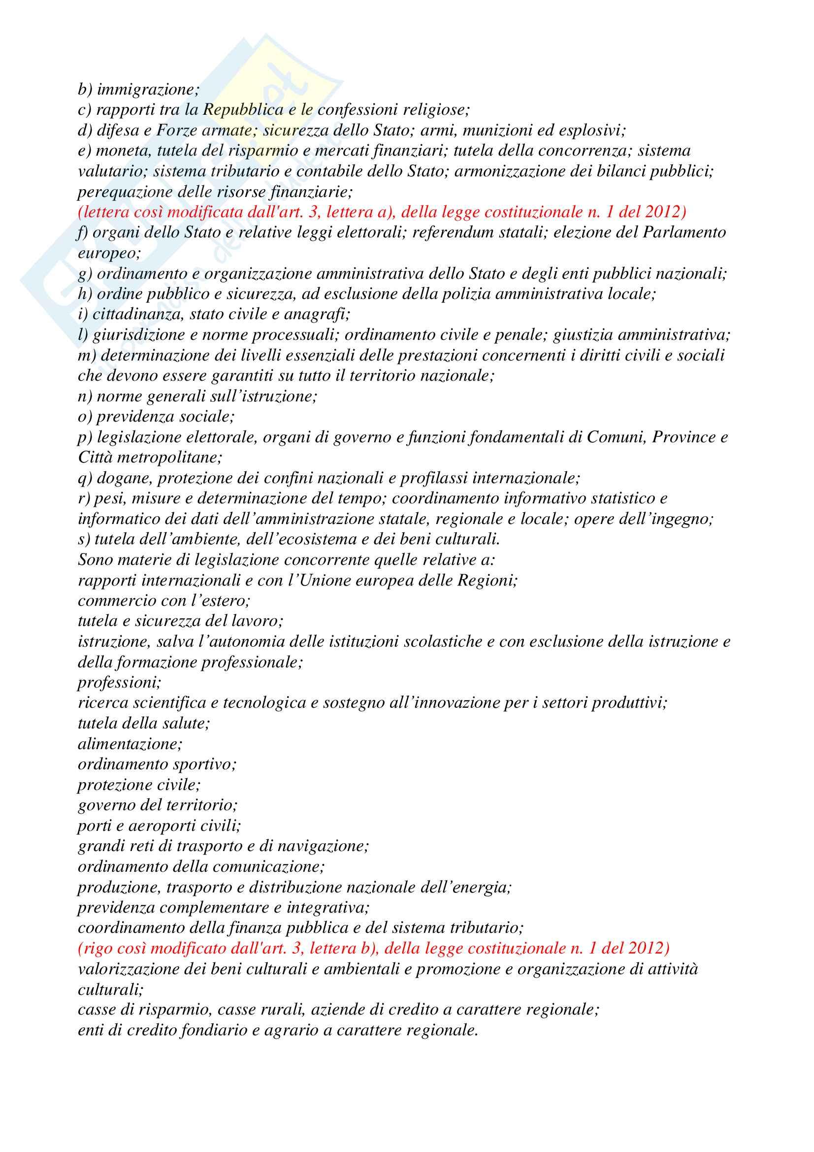 Appunti diritto dell'ambiente e urbanistico completi Pag. 6