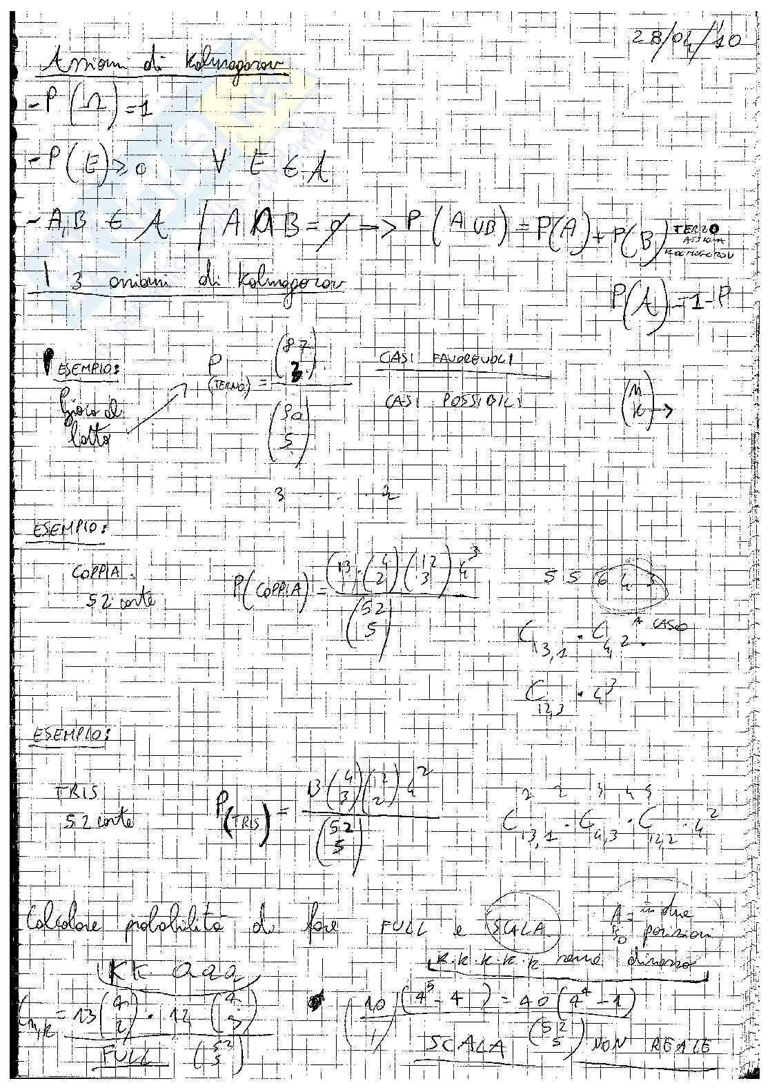 Statistica descrittiva Pag. 66