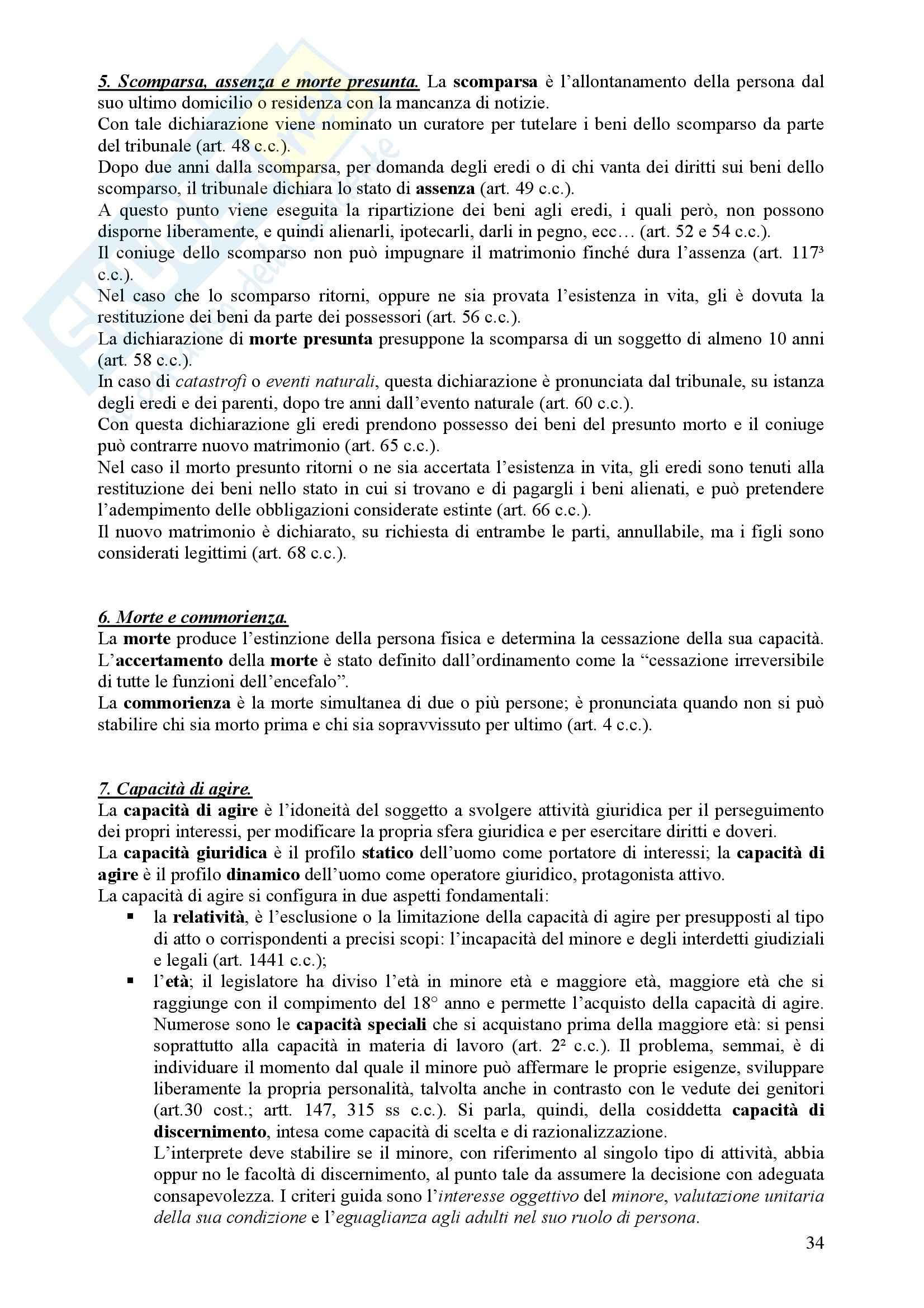 Diritto Civile - Perlingieri – Parte seconda – Riassunto esame Pag. 2