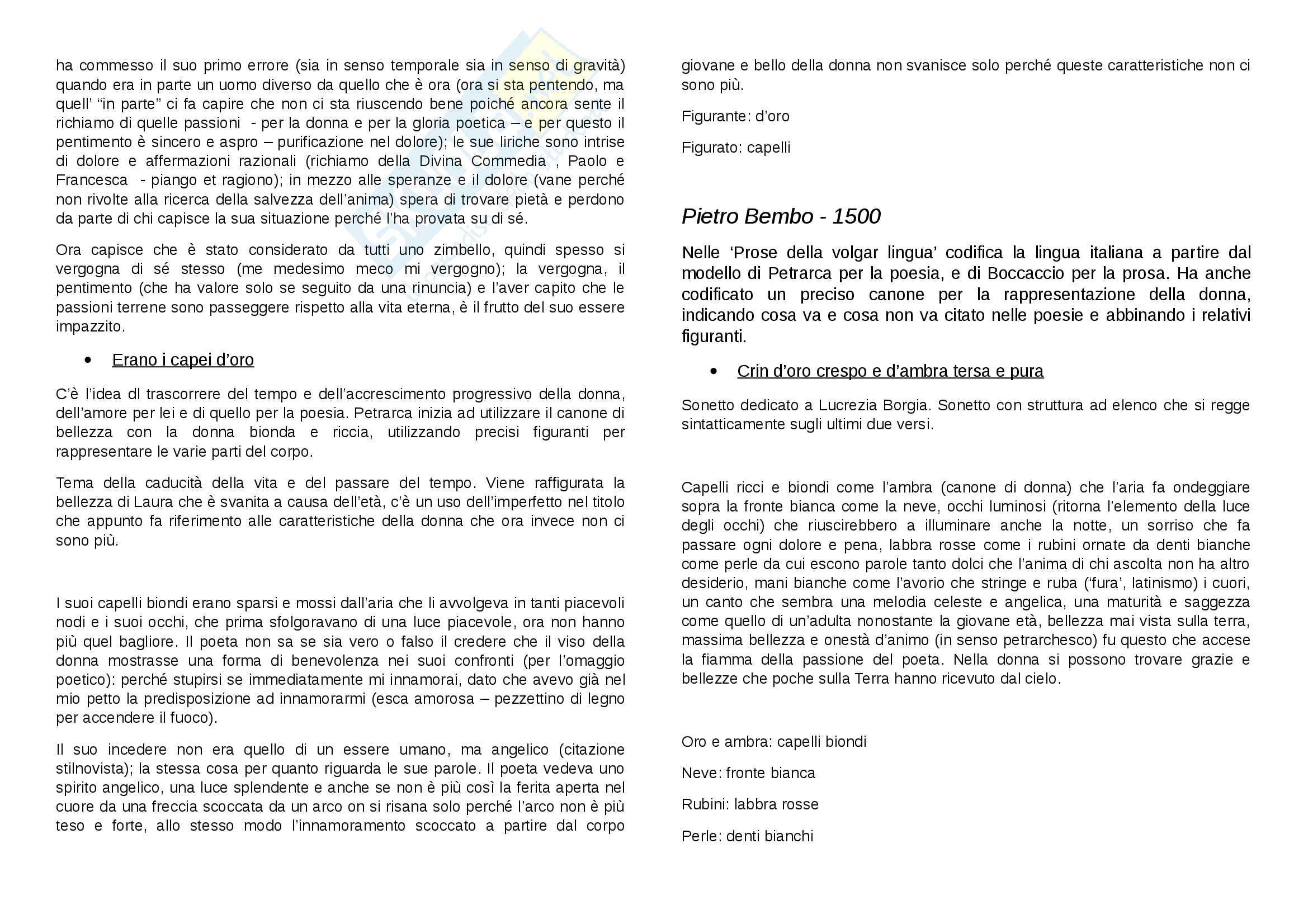 Testi Letteratura Italiana Pag. 2