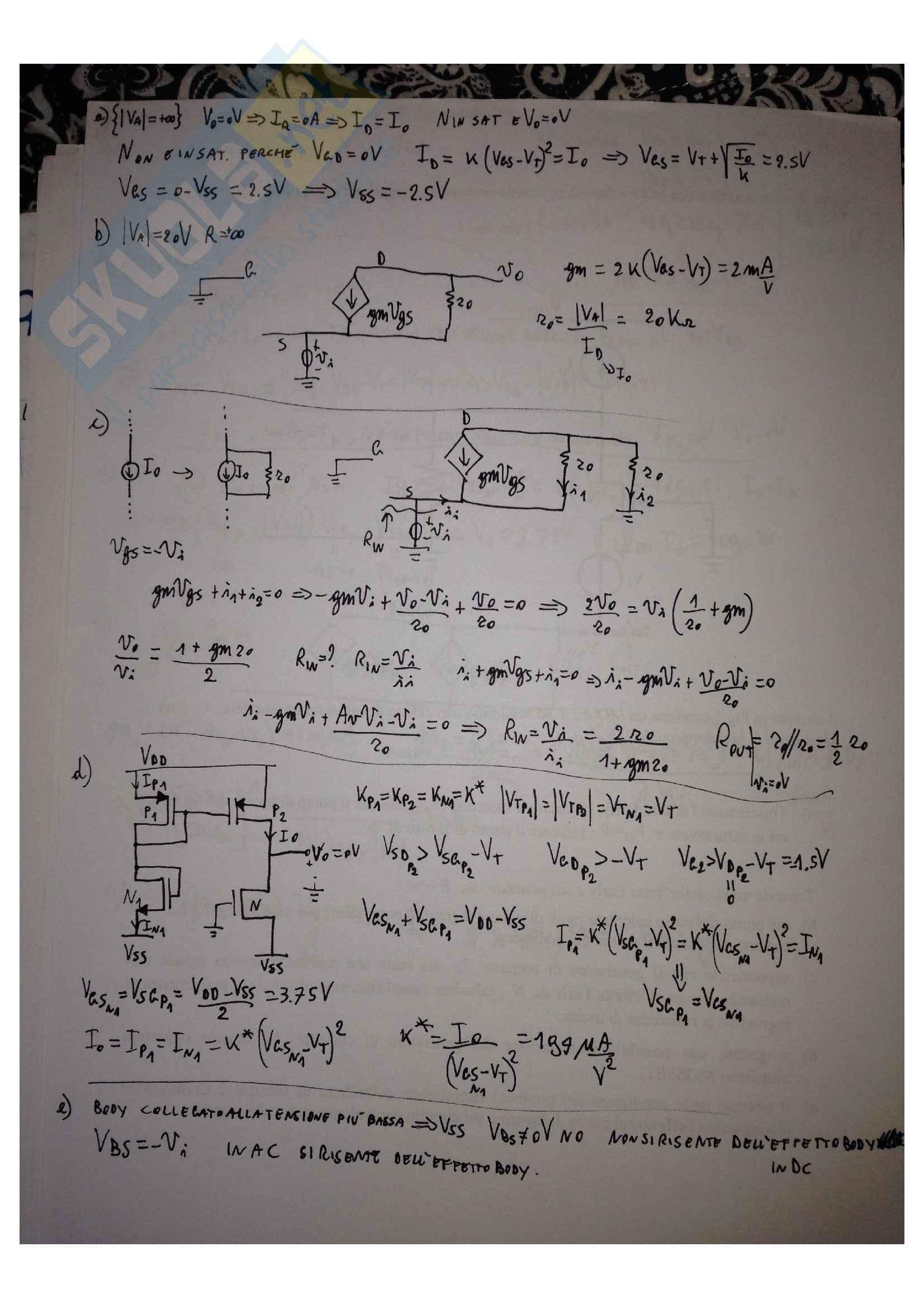 Elettronica 1 - Appunti e esercizi Pag. 26