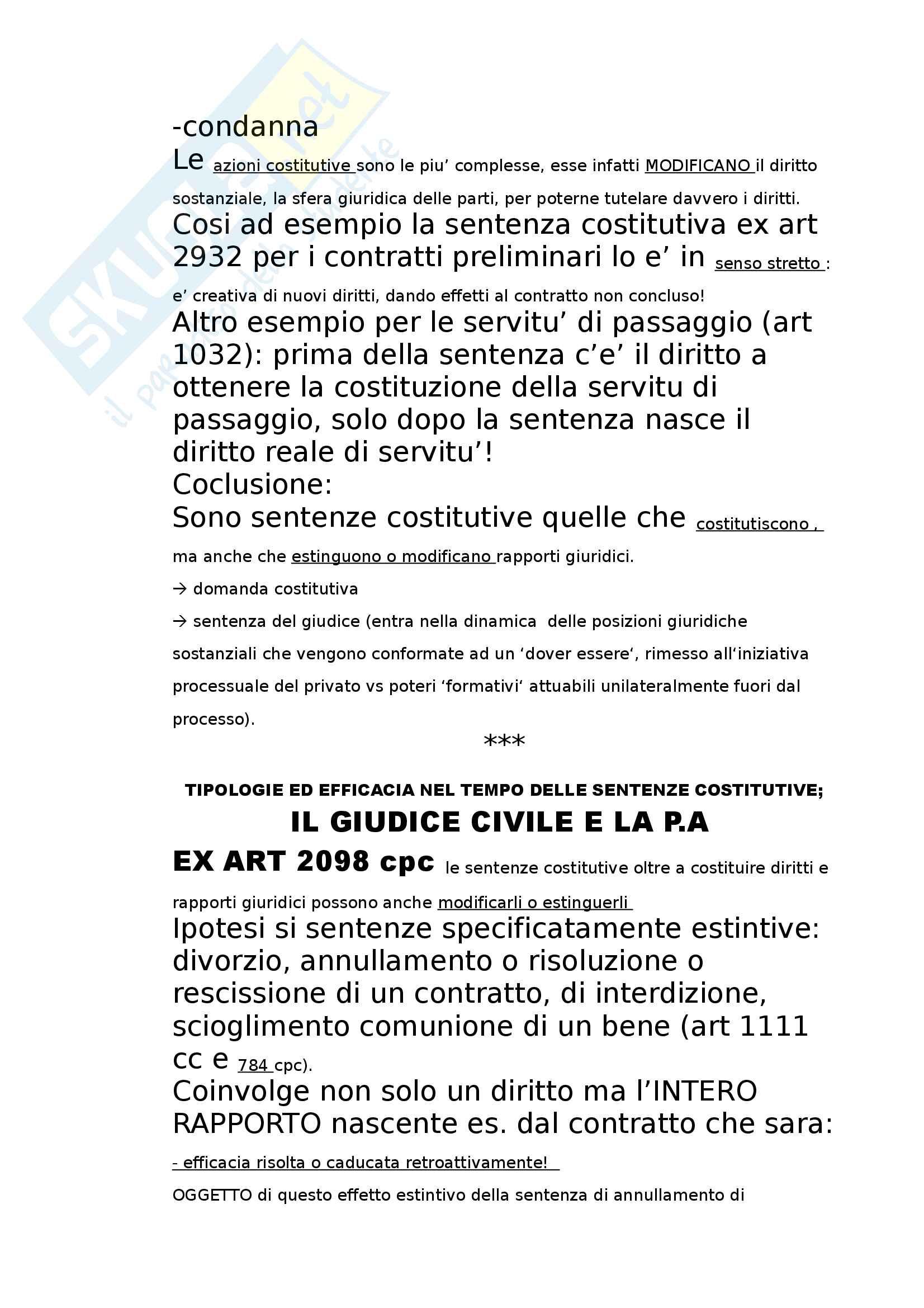 Riassunto esame procedura civile, prof Consolo. Libro consigliato Spiegazioni di diritto processuale civile, Consolo Pag. 11