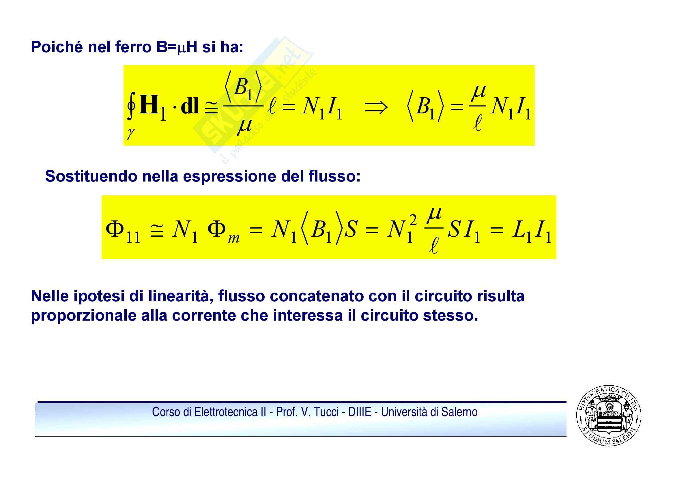 Doppi bipoli - regime sinusoidale Pag. 21