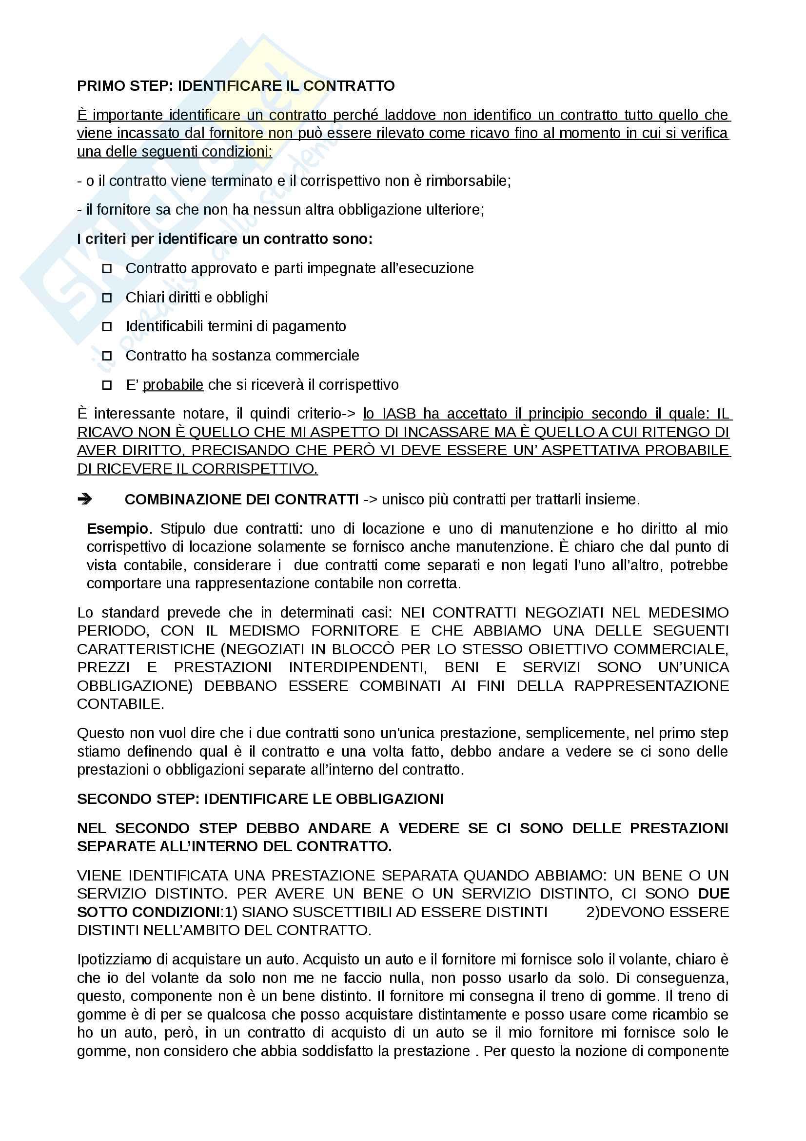 IAS - Principi contabili Pag. 2