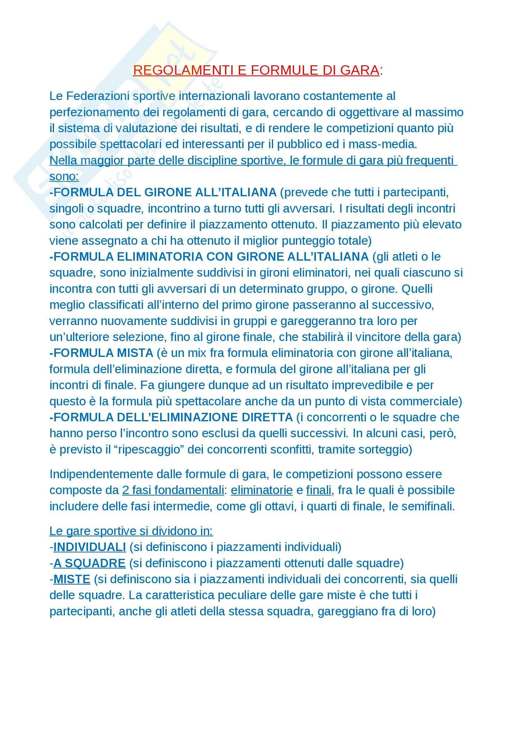 Metodi e didattiche delle attività sportive I - Platonov Pag. 6