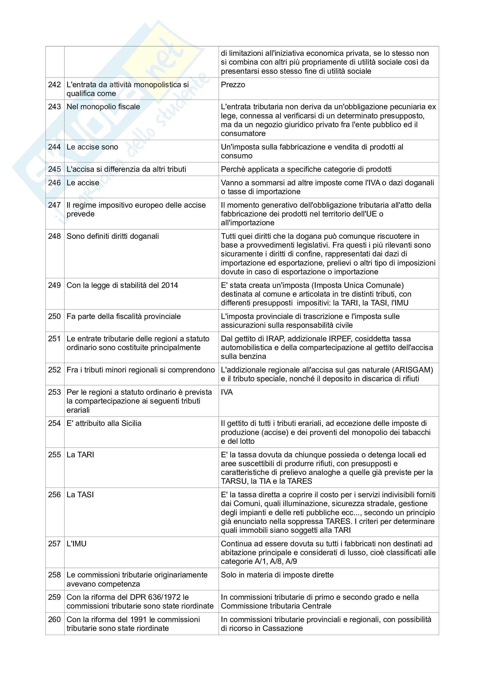 Quesiti prova d'esame Pag. 16