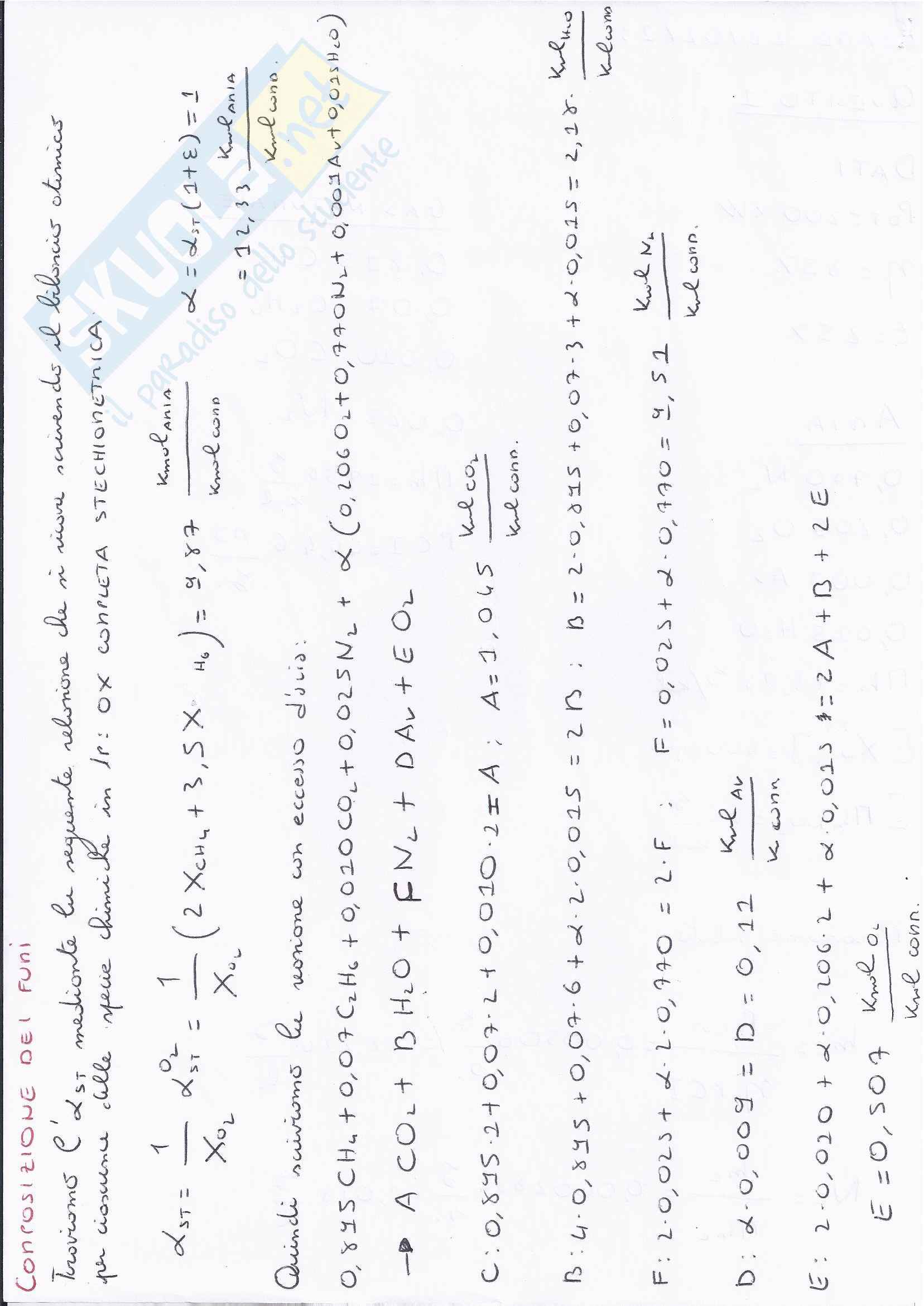 Sistemi energetici - esame svolto Pag. 2