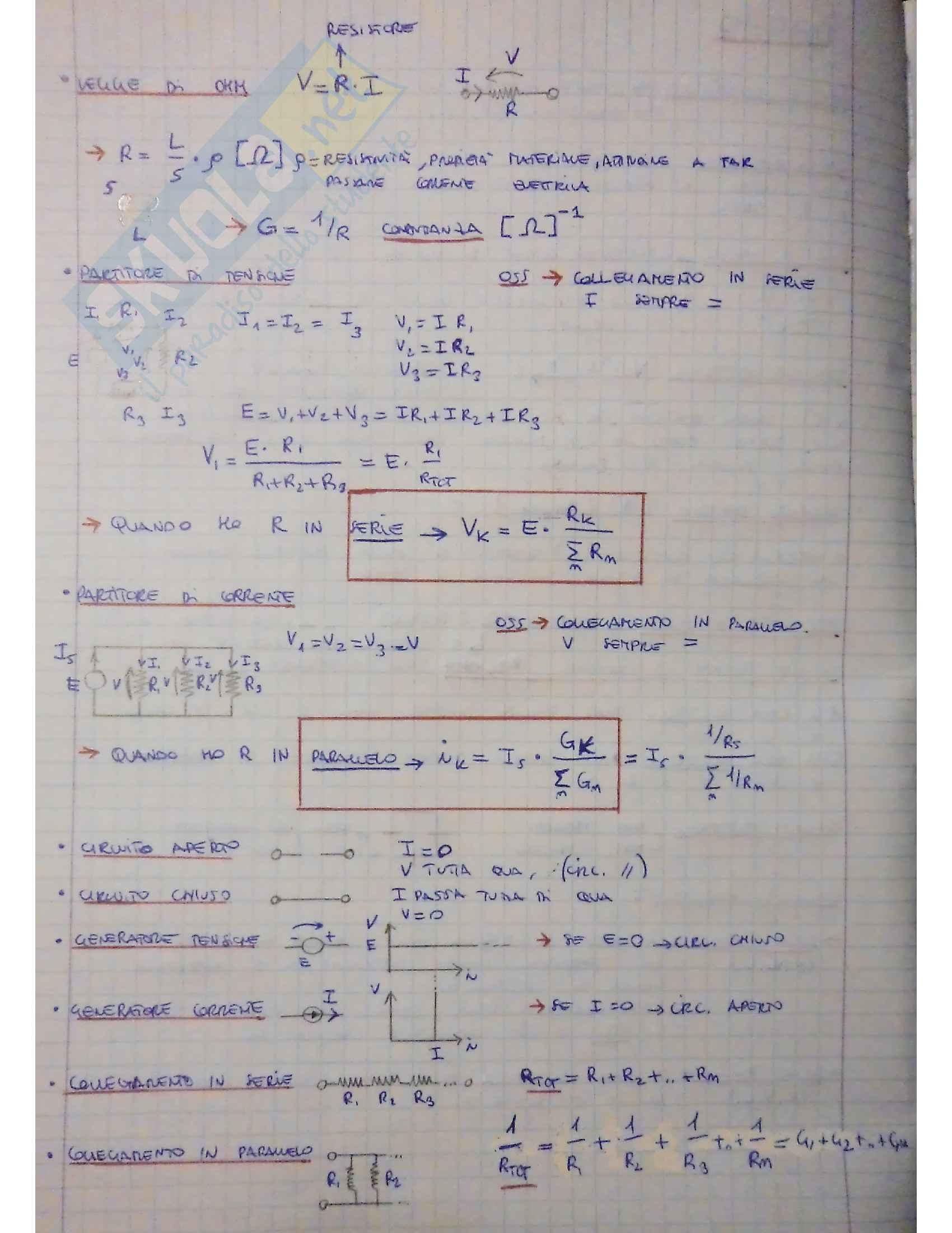Appunti elettrotecnica Pag. 2