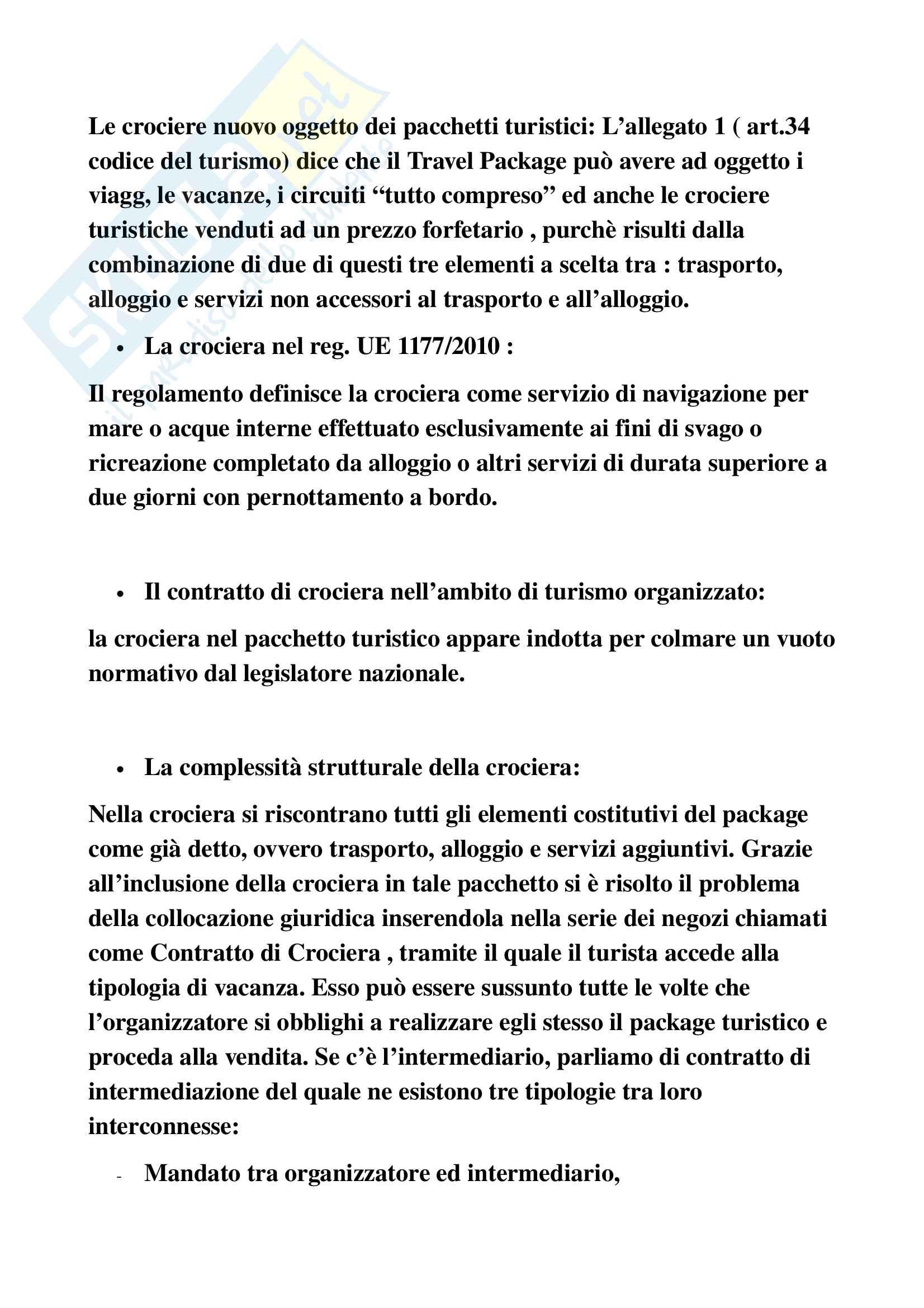 Contratti di trasporto Pag. 2