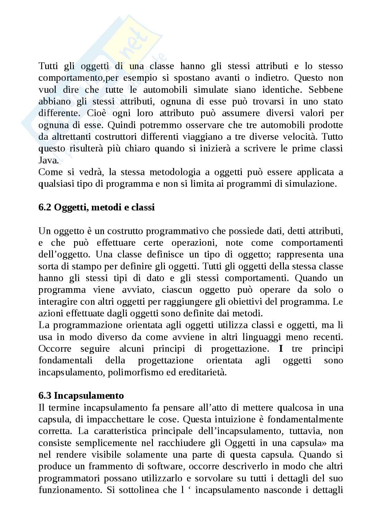 Introduzione a Java Pag. 16