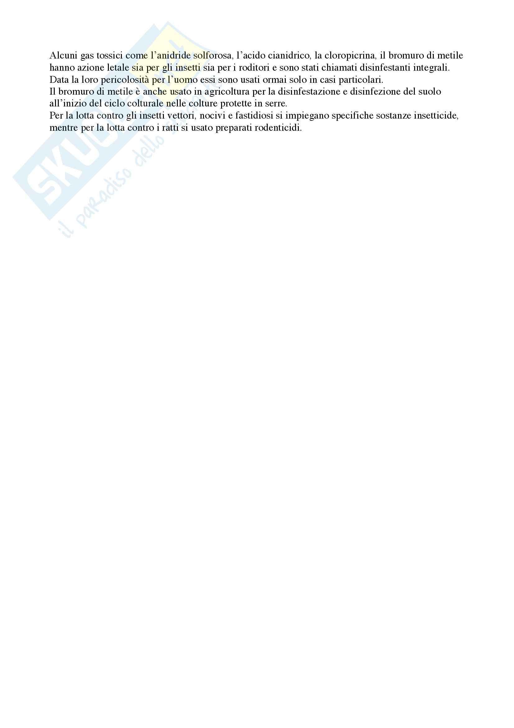 Riassunto esame Igiene, prof. Pignato, libro consigliato Igiene di Barbuti, Bellelli, Fara e Giammanco Pag. 41