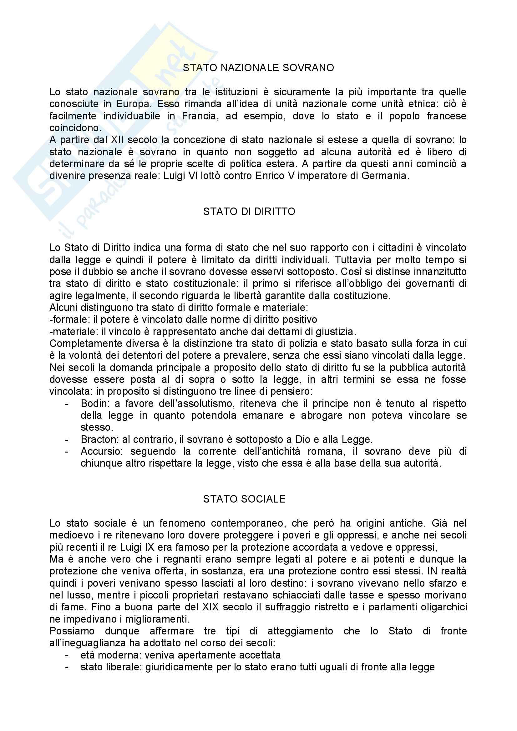 Riassunto esame Storia del Diritto Medievale e Moderno, prof. Miglierino, libro consigliato Sistemi Giuridici Europei, Van Caenegem
