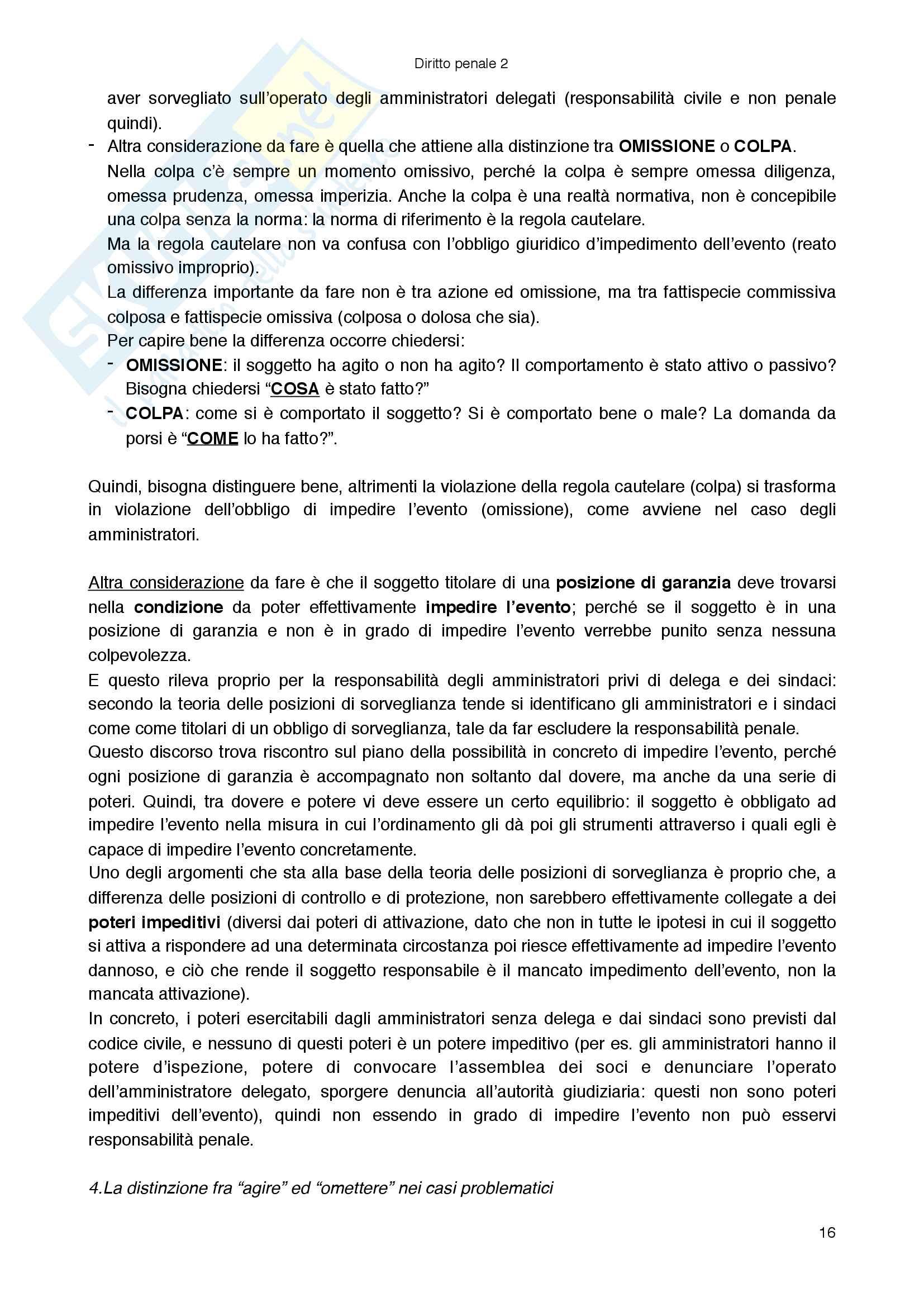 Riassunto per l'esame di diritto penale 1, testo consigliato Diritto penale Parte generale, Fiandaca, Musco Pag. 16
