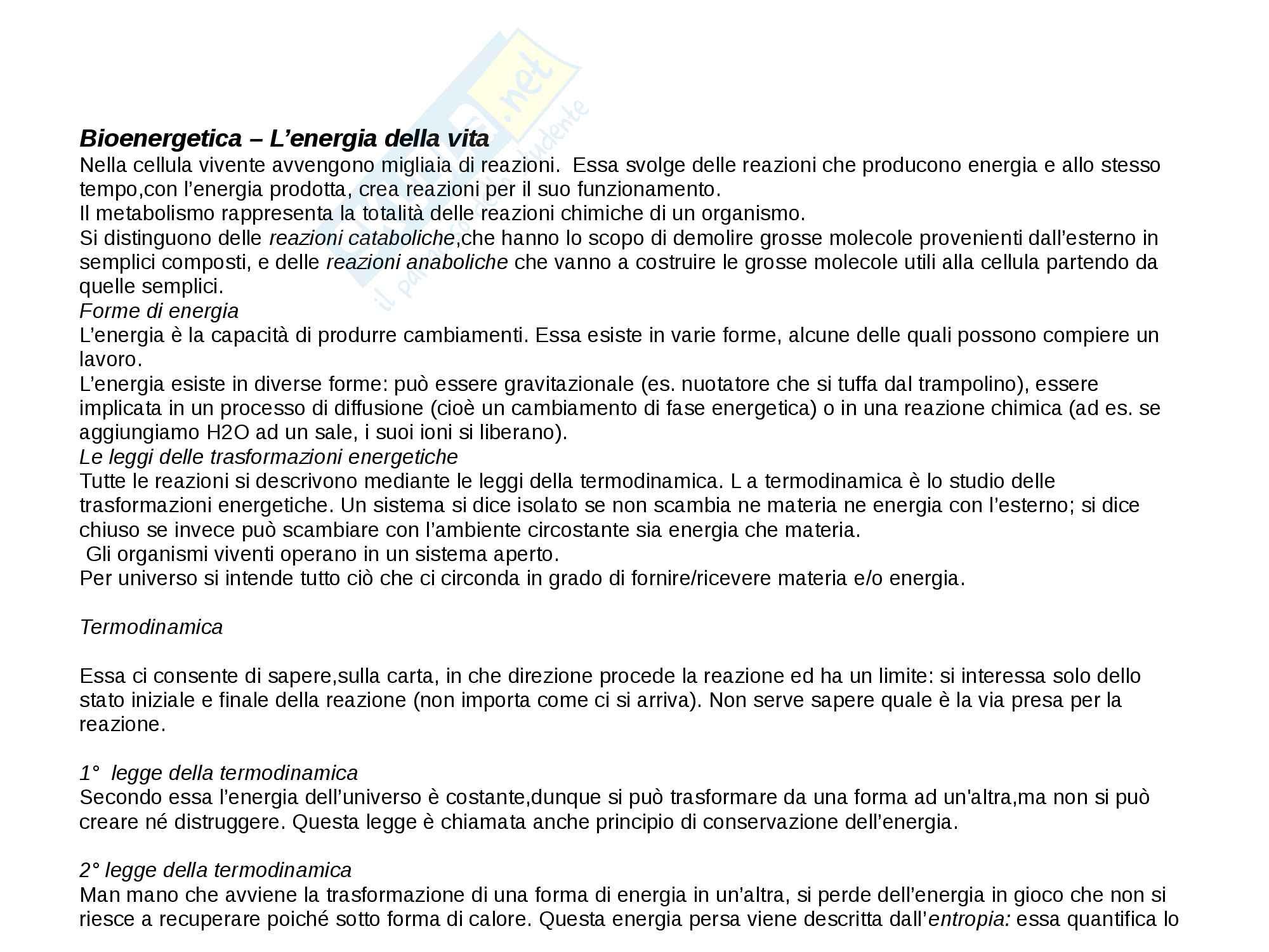 appunto C. Guarnieri Chimica generale e inorganica