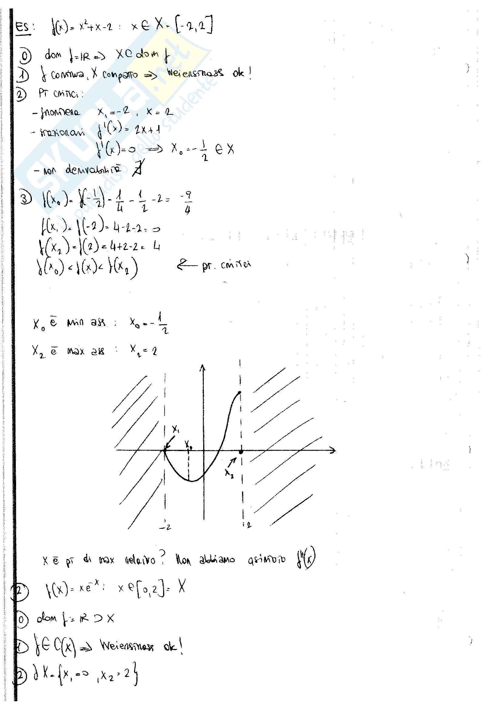 Matematica per l'azienda (3° parte) Pag. 16