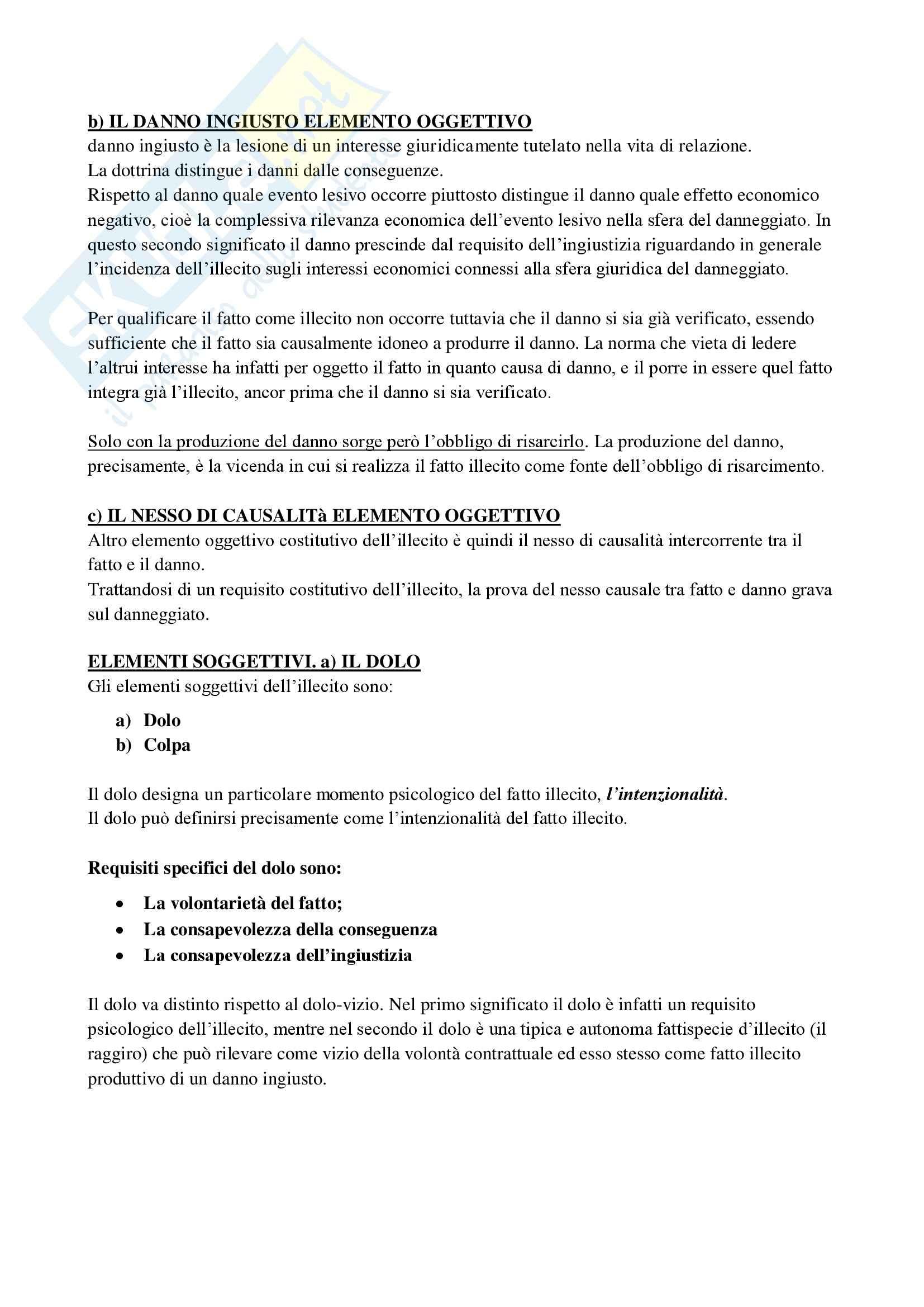 Diritto privato e della comunicazione - Appunti Pag. 36