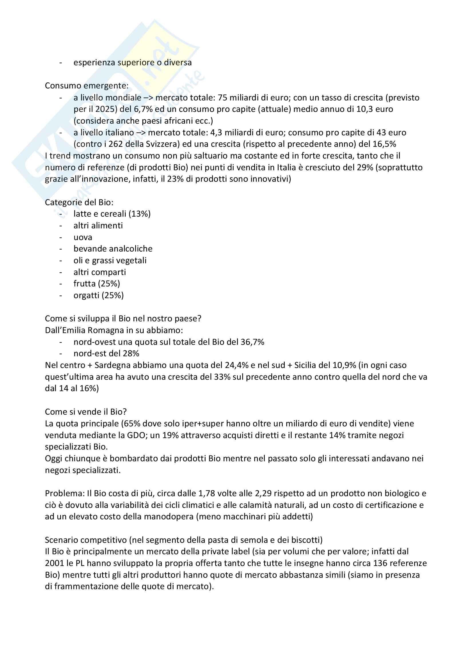 Appunti trade marketing Pag. 26