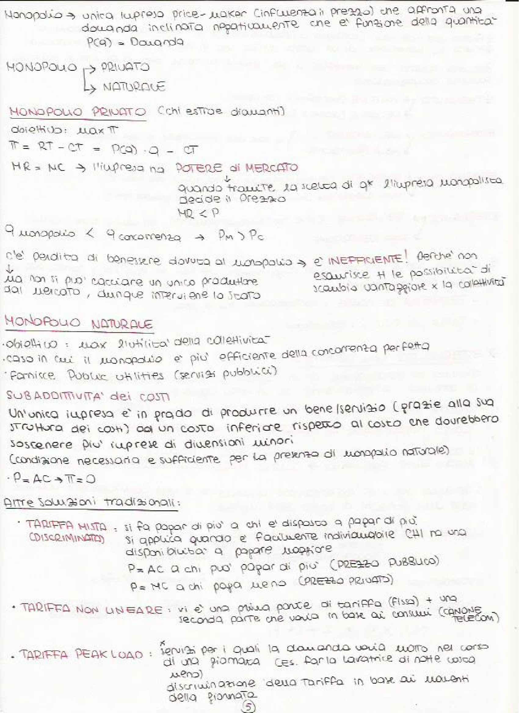 Scienza delle Finanze - Appunti e Esercizi Pag. 11