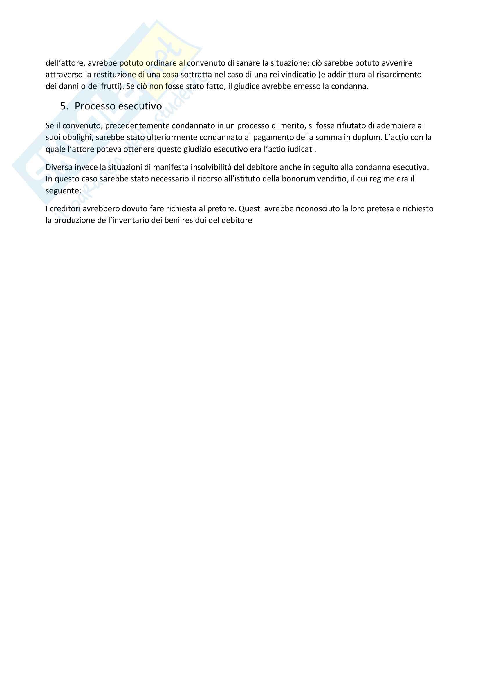 Riassunto Istituzioni Diritto Romano (corso AK) Pag. 26
