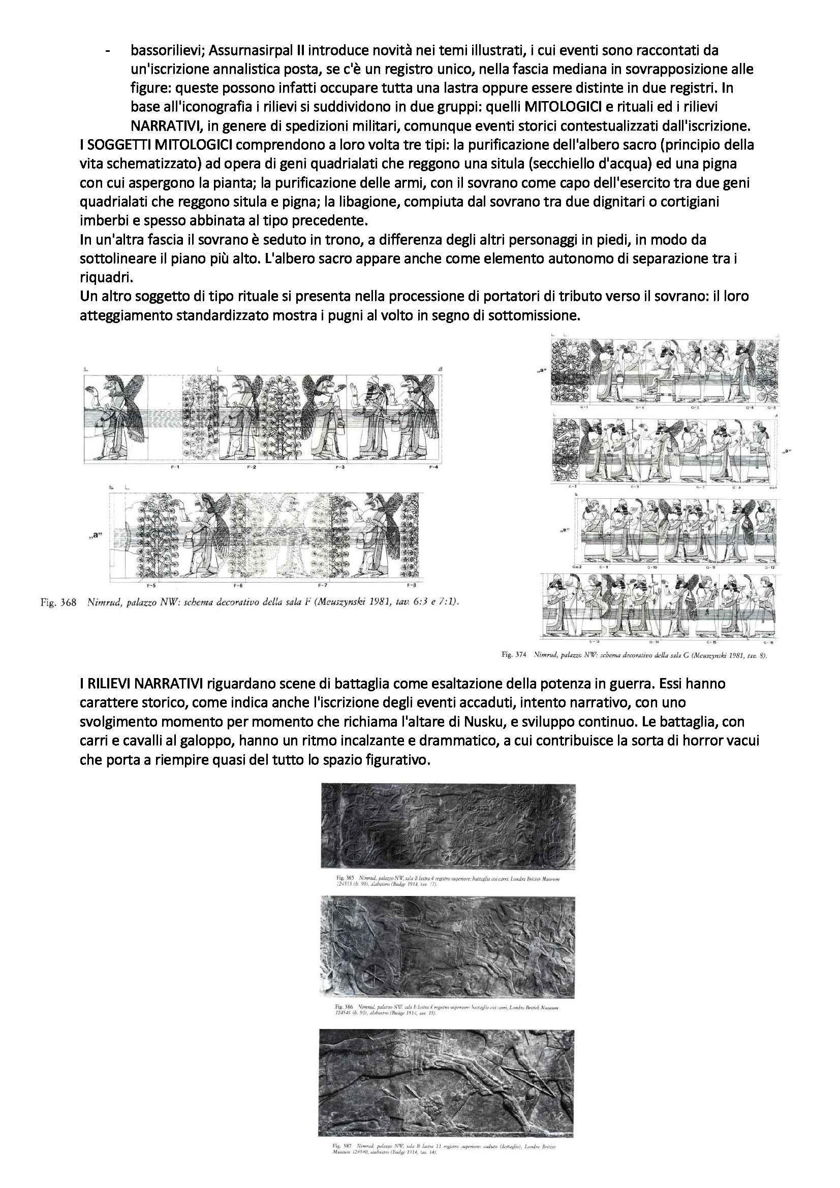 Archeologia e storia dell'arte del vicino Oriente antico - Appunti Pag. 46