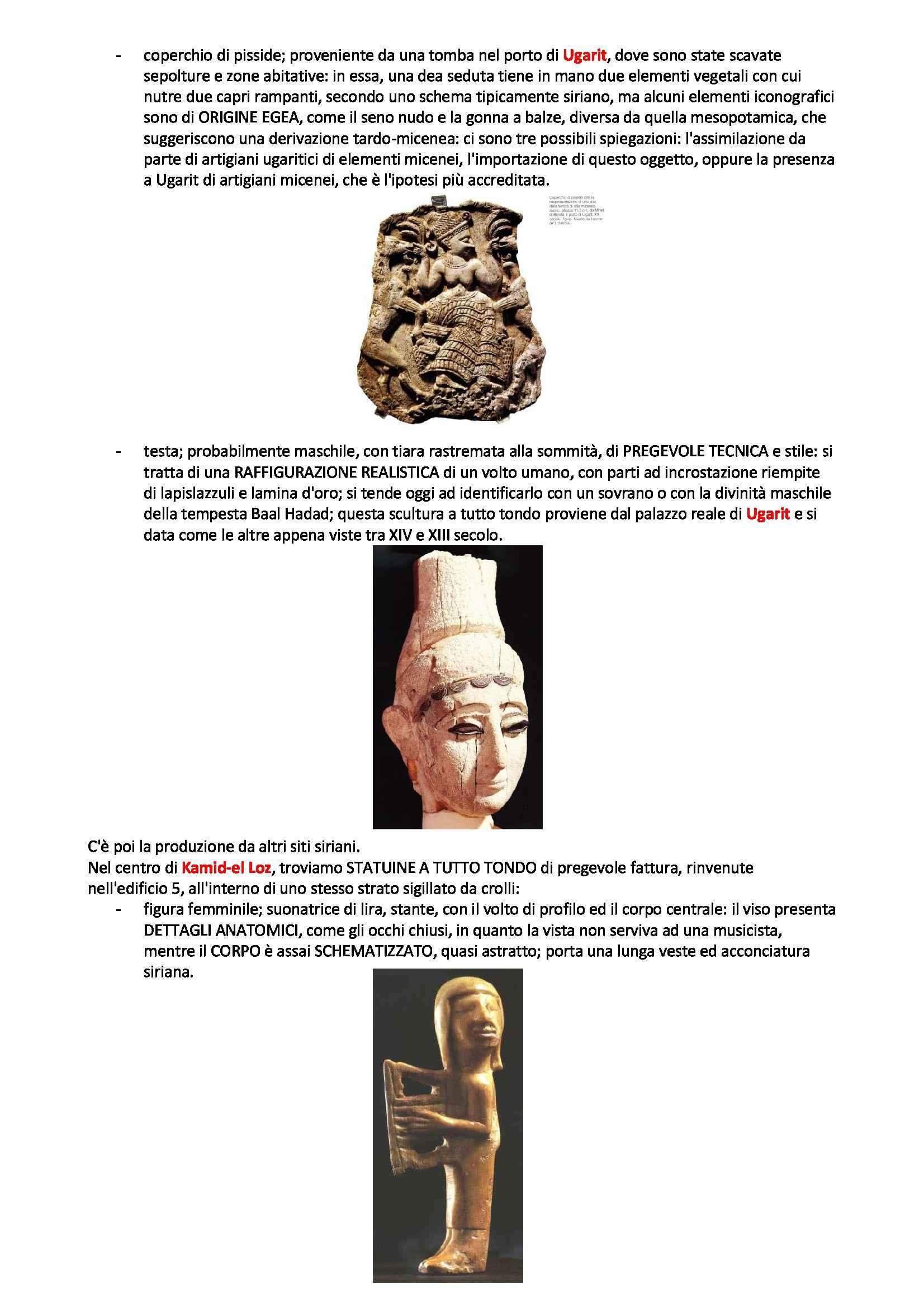 Archeologia e storia dell'arte del vicino Oriente antico - Appunti Pag. 76