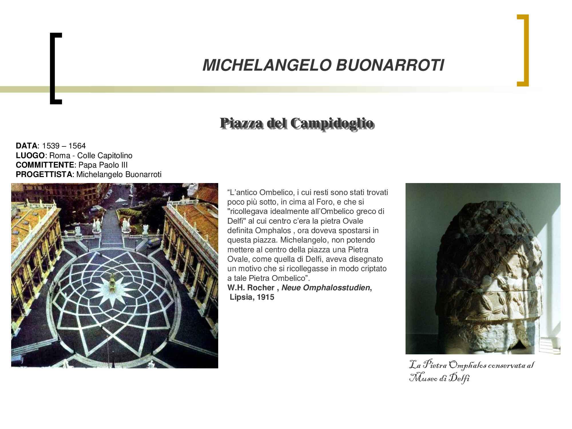 Storia dell'architettura - Cinquecento Pag. 51