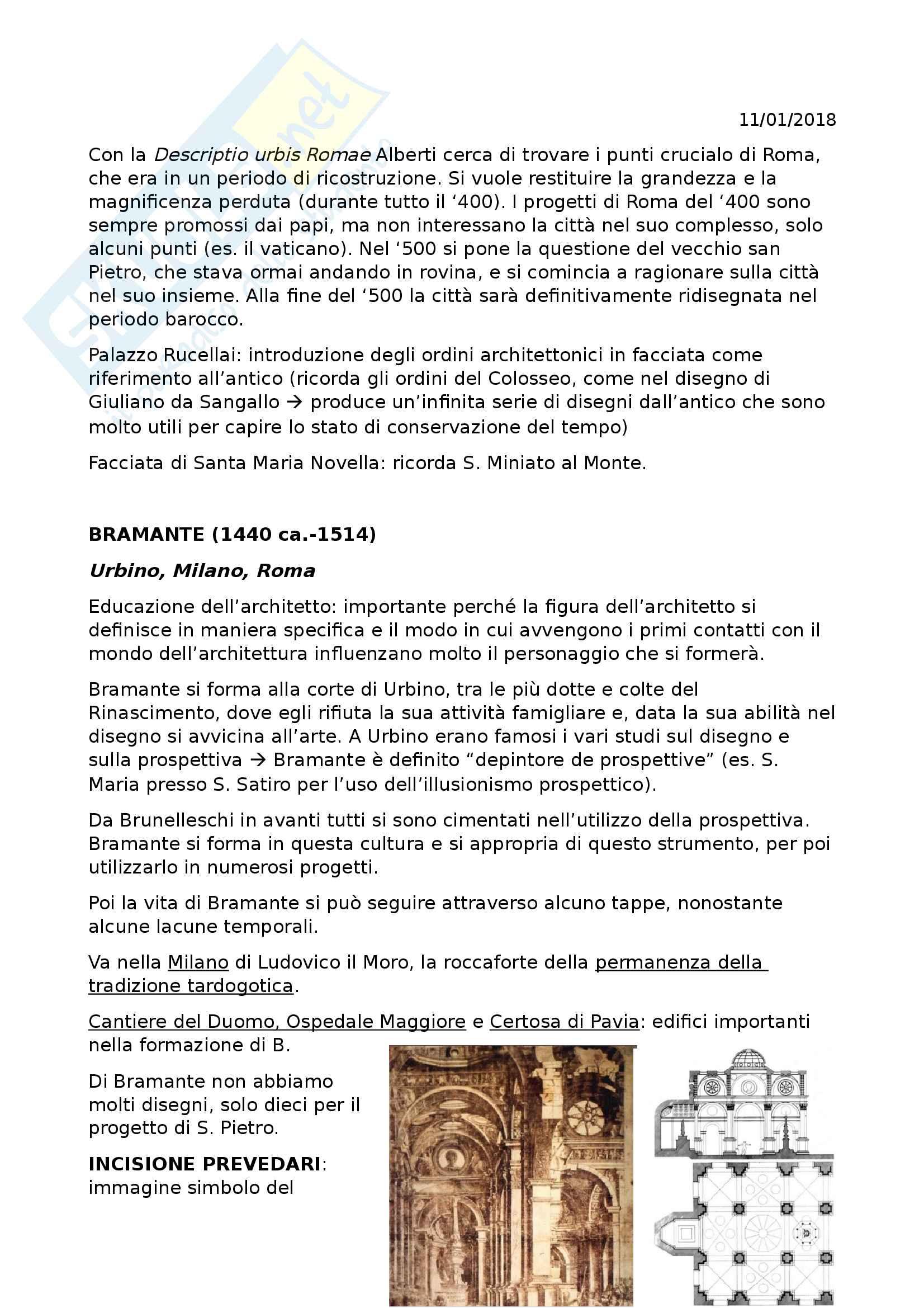 Storia dell'architettura: Bramante
