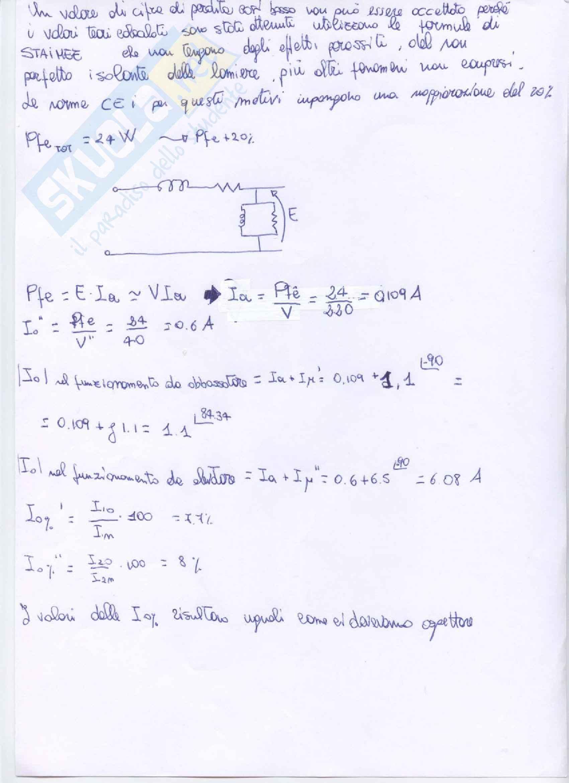 Macchine elettriche esercizi Pag. 21