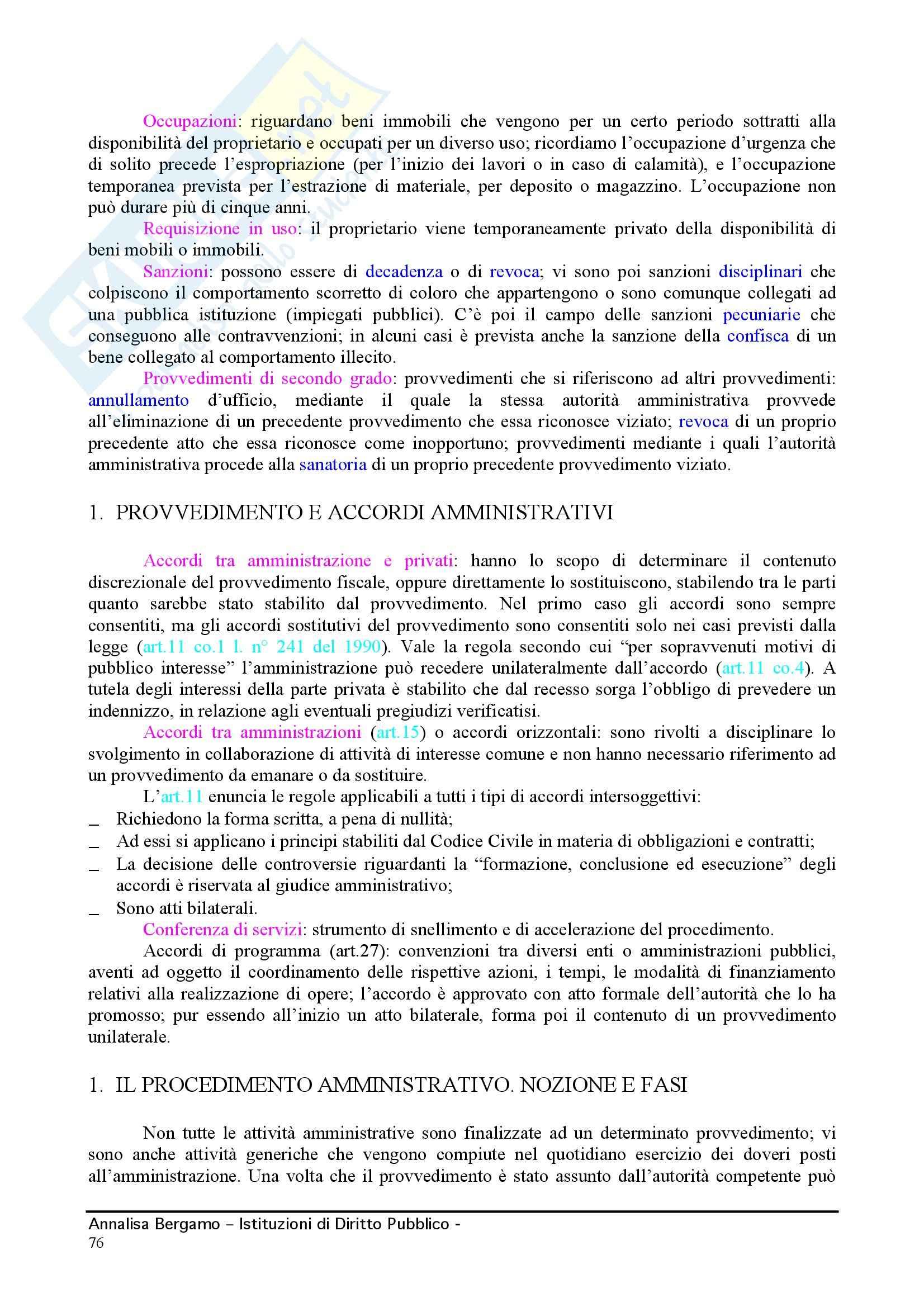 Diritto pubblico - Compendio Pag. 76