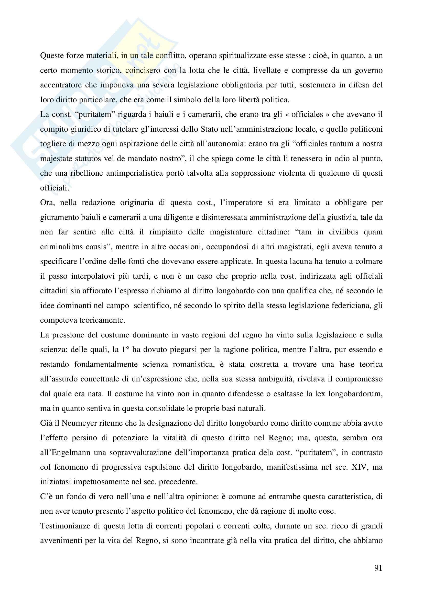 Diritto comune - Calasso - Appunti Pag. 91