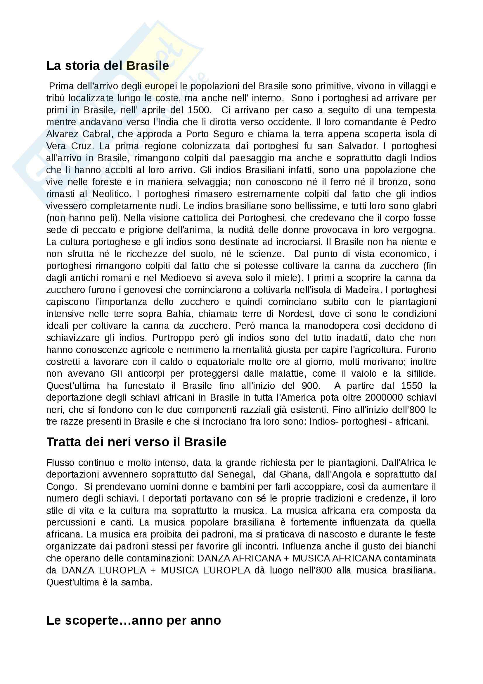 Storia del Brasile, Letteratura portoghese e brasiliana