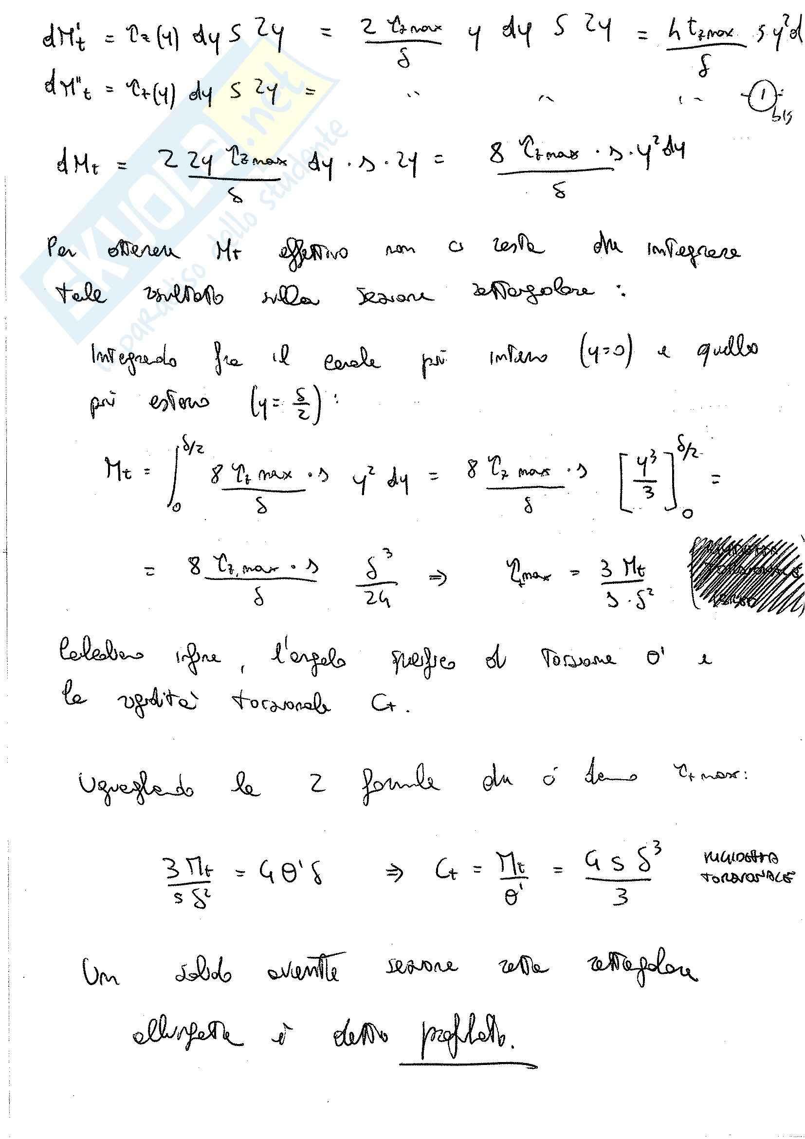 Lezioni, Scienza delle costruzioni Pag. 56