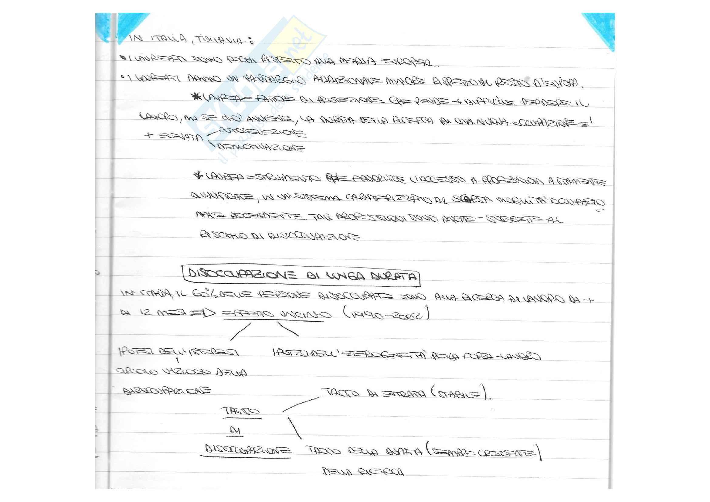 Appunti Sociologia del lavoro Pag. 16