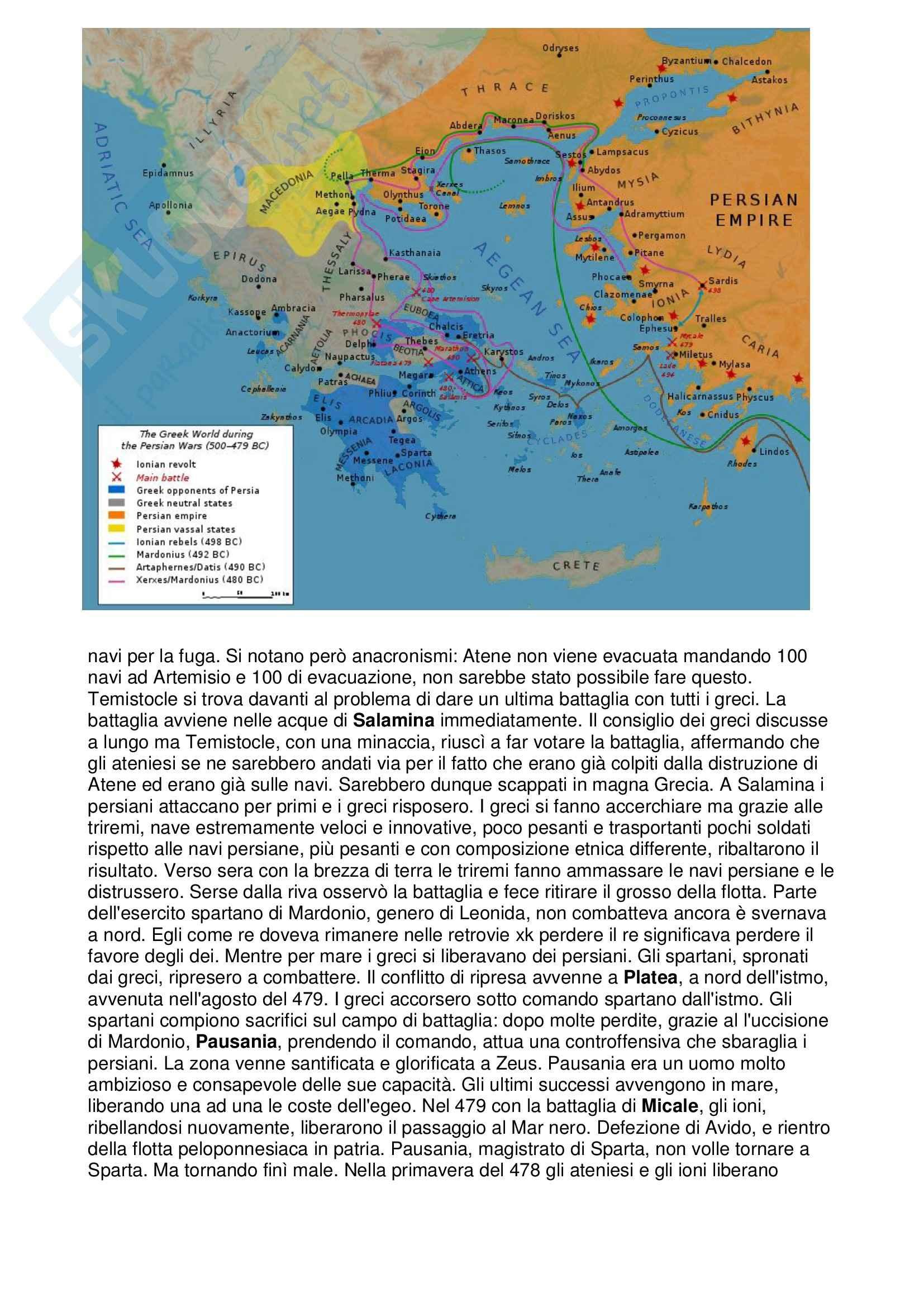 Storia Greca I Pag. 21