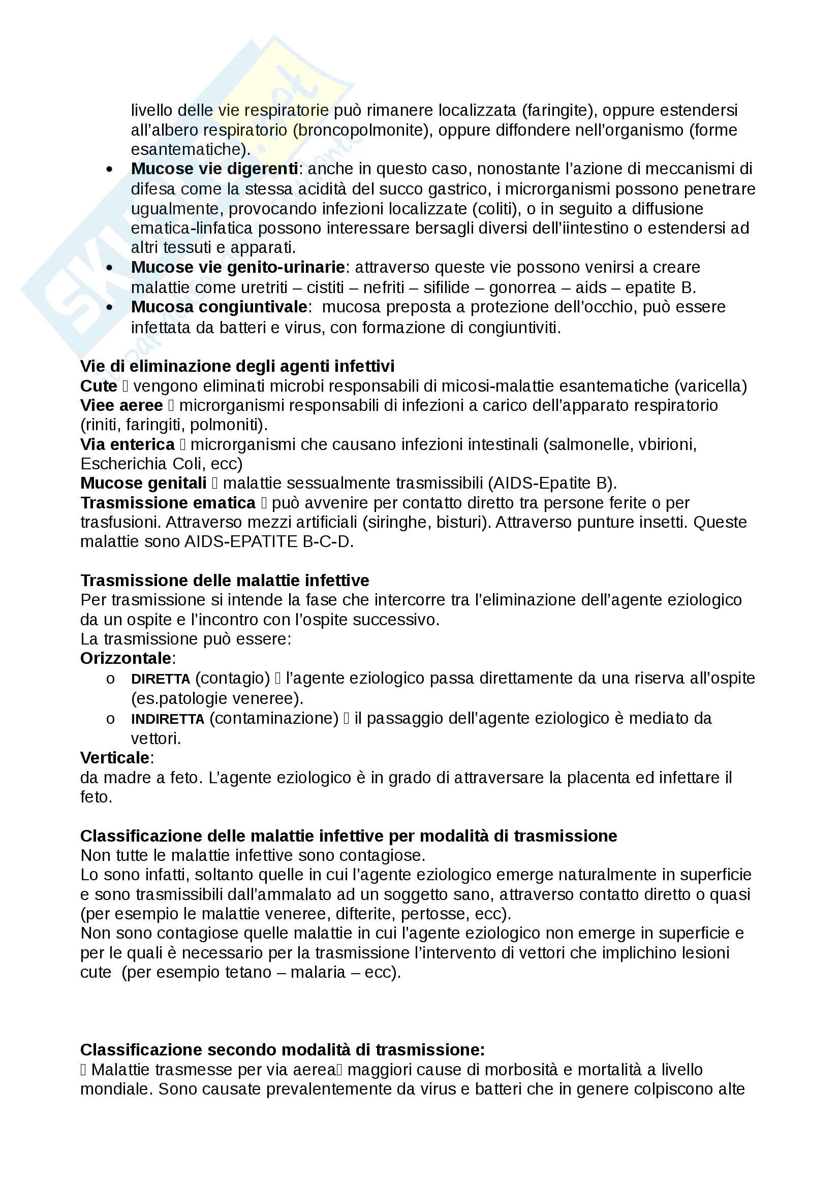 Igiene generale e applicata Pag. 16