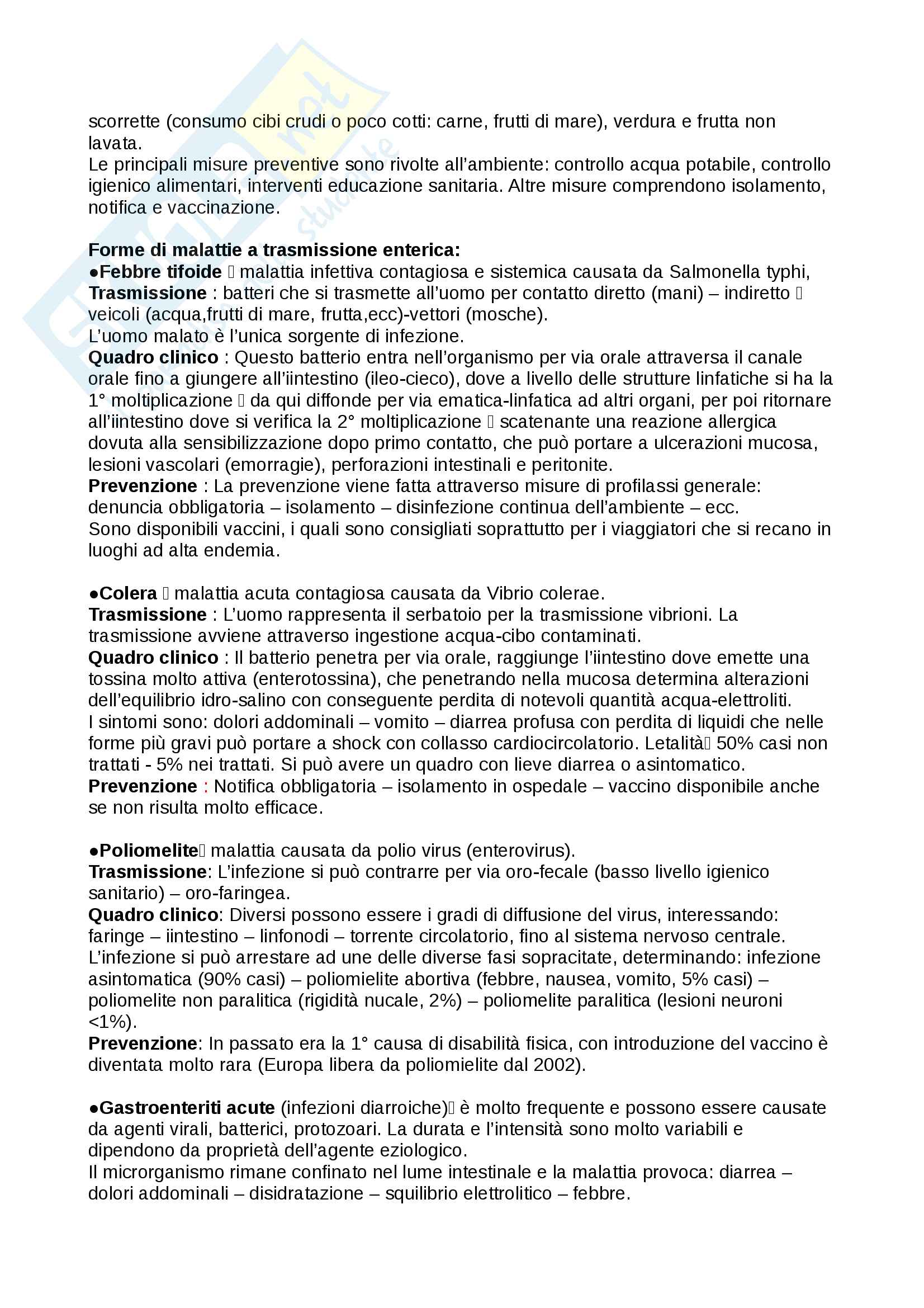 Igiene generale e applicata Pag. 21