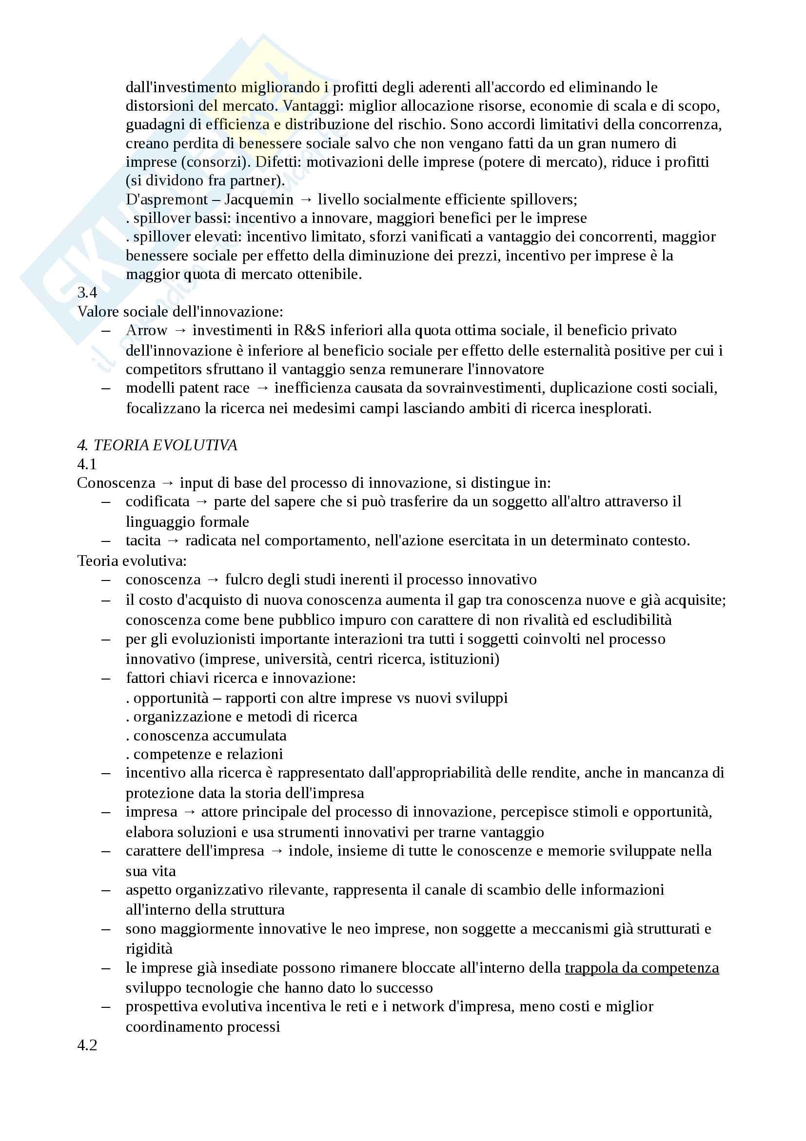 Appunti Economia applicata Pag. 6