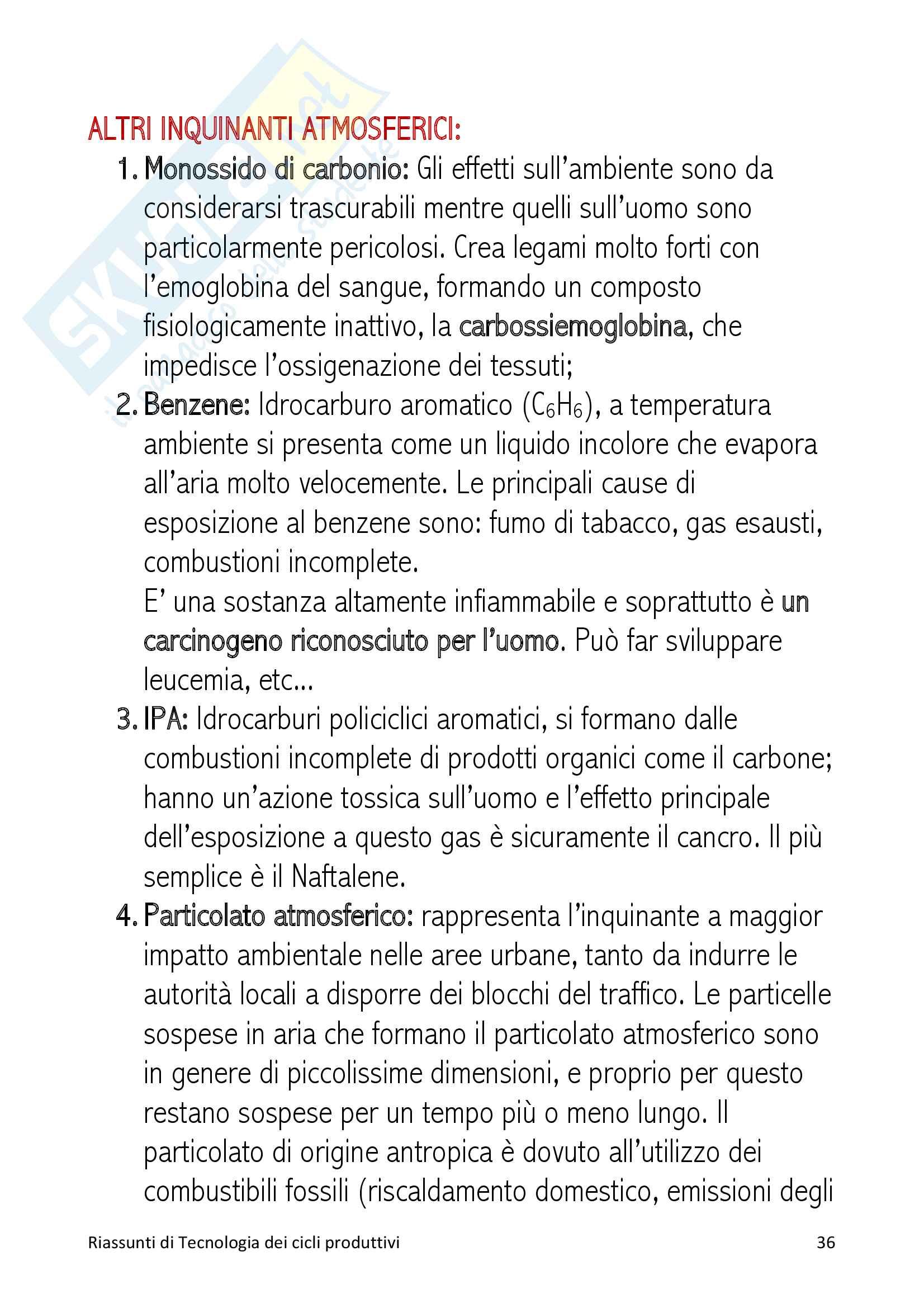 Riassunti di Cicli produttivi Pag. 36