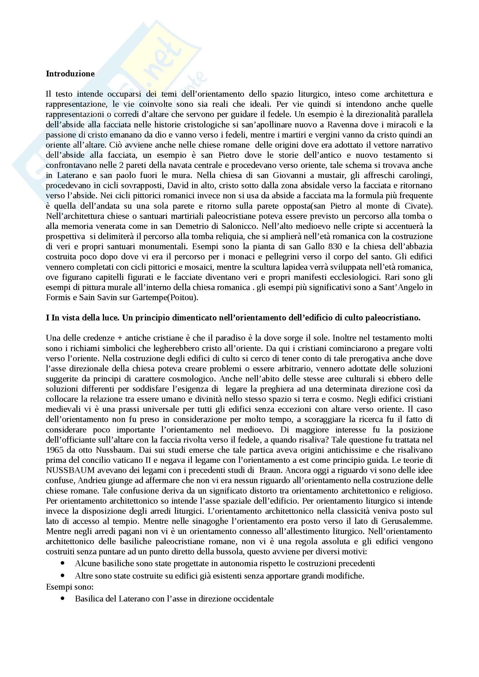 Riassunto esame storia dell'arte medievale, prof: Piva, prof. Piva, libro consigliato Arte medievale, Piva