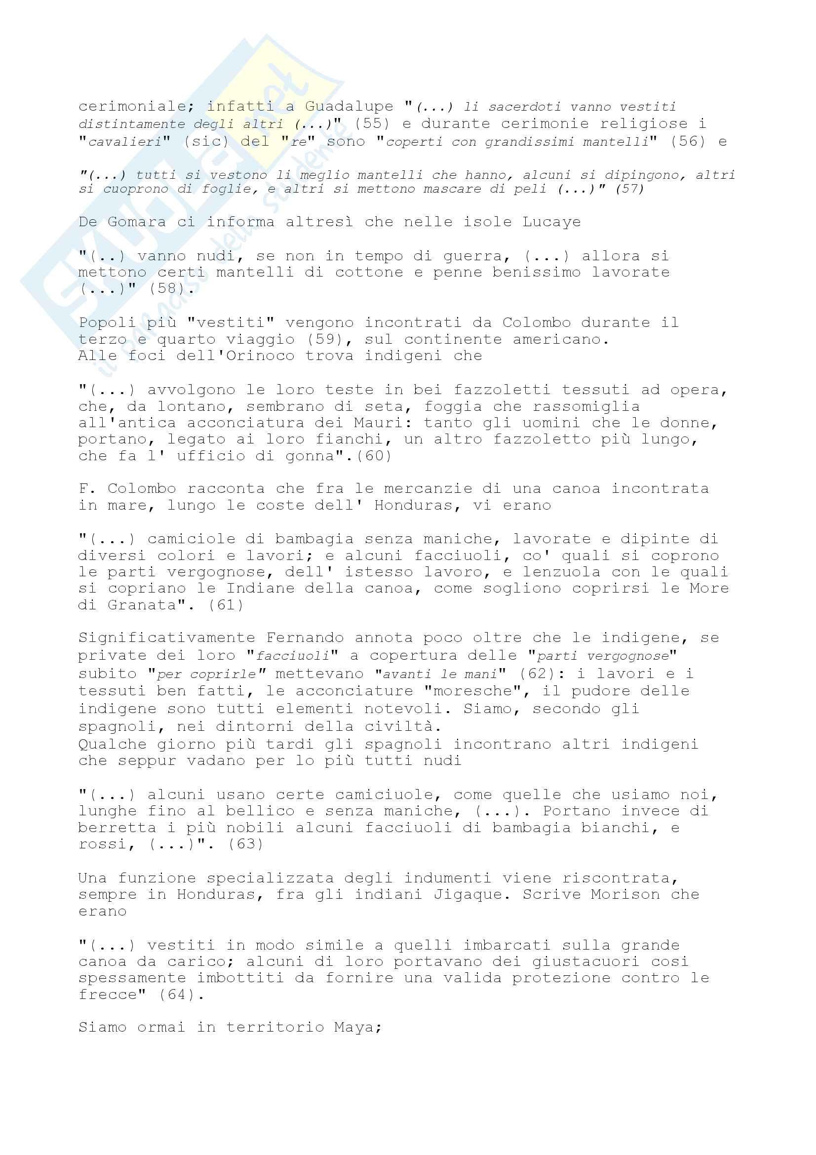 Concettualizzazione del mondo amerindio attraverso i resoconti delle imprese colombiane Pag. 41