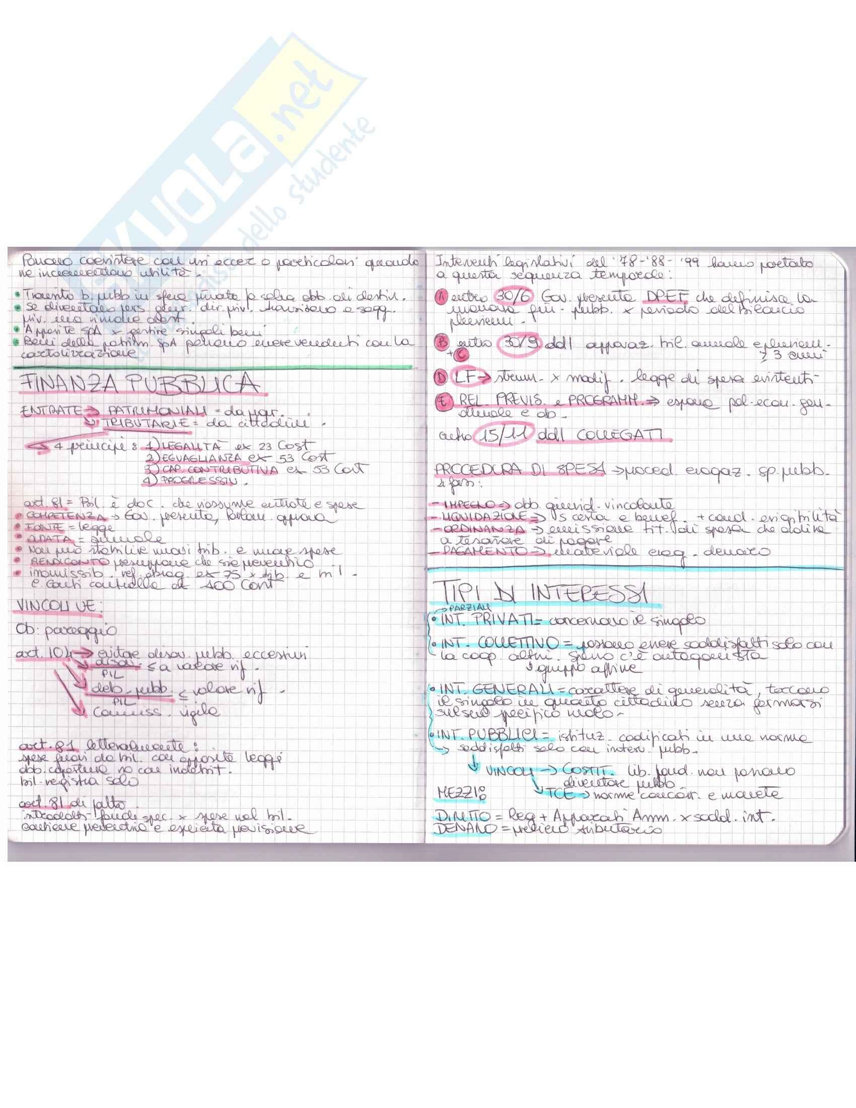 Sistema amministrativo - Intero corso parte seconda Pag. 2