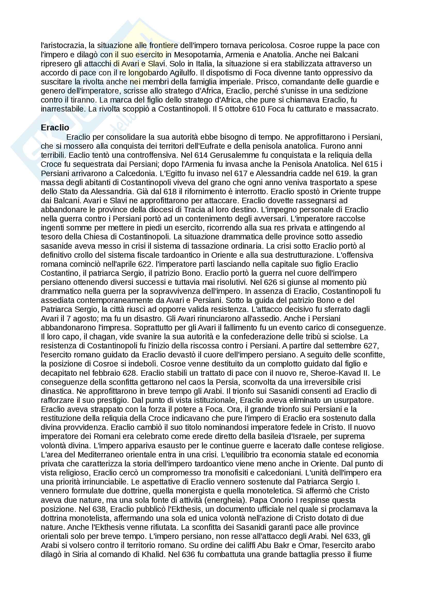 Riassunti esame Storia romana I, prof. Thornton, libro consigliato Storia di Roma dalle origini alla tarda antichità, Arcuri, Caliri, Giuffrida, Lewin, Marino, Mastrocinque, Mecella, Molè, Motta, Pinzone, Roberto, Sassu, Thornton Pag. 96